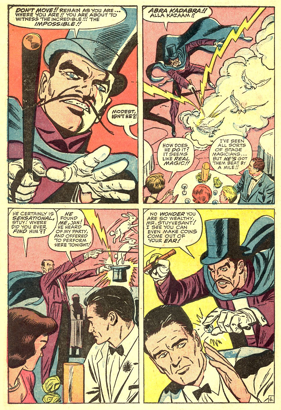 Tales to Astonish (1959) issue 56 - Page 10