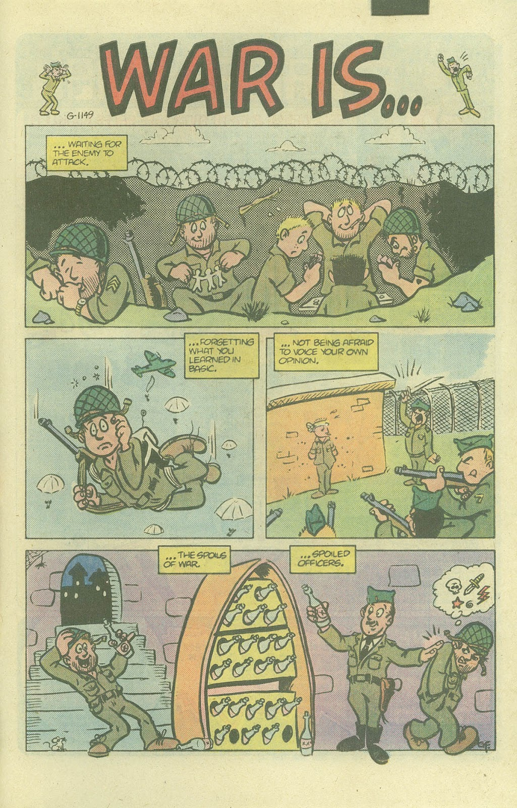 Sgt. Rock issue 387 - Page 32