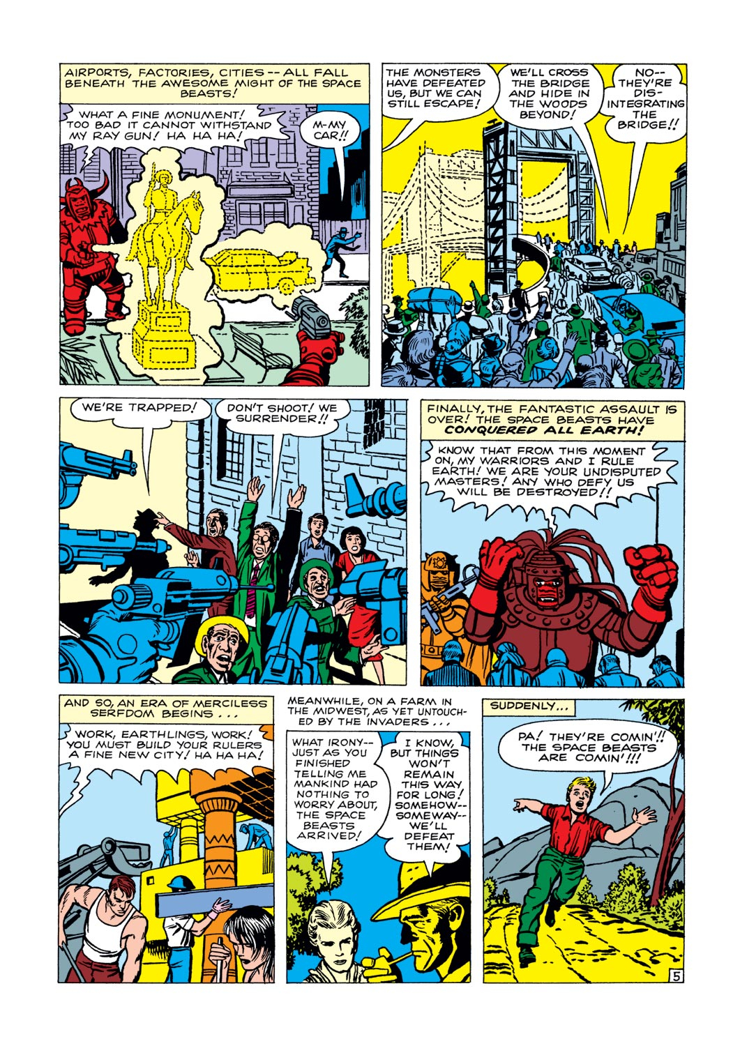 Tales to Astonish (1959) issue 29 - Page 6