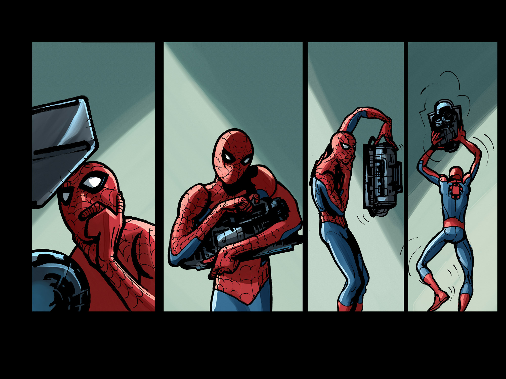 Read online Amazing Spider-Man: Who Am I? comic -  Issue # Full (Part 2) - 16