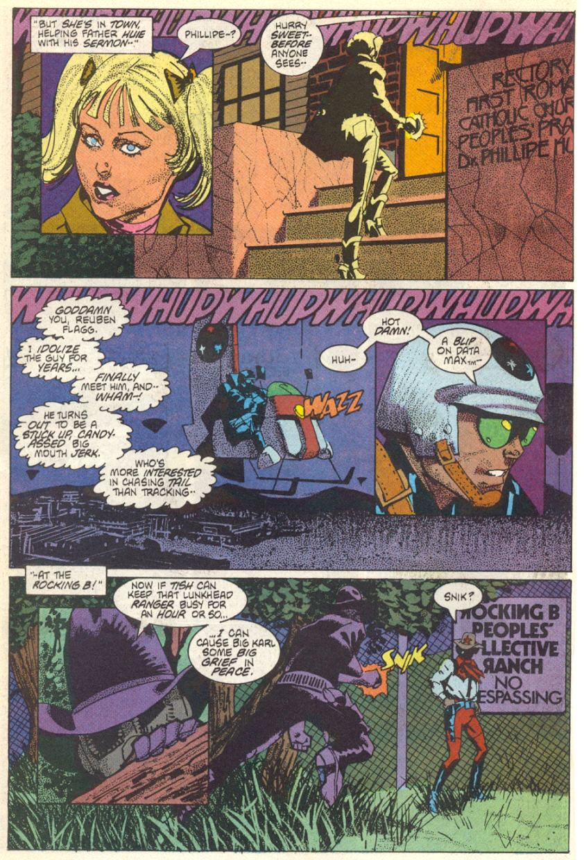 American Flagg! issue 16 - Page 17