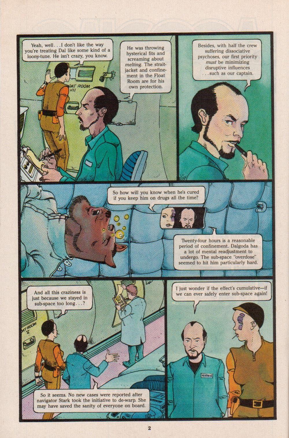 Read online Dalgoda comic -  Issue #8 - 4