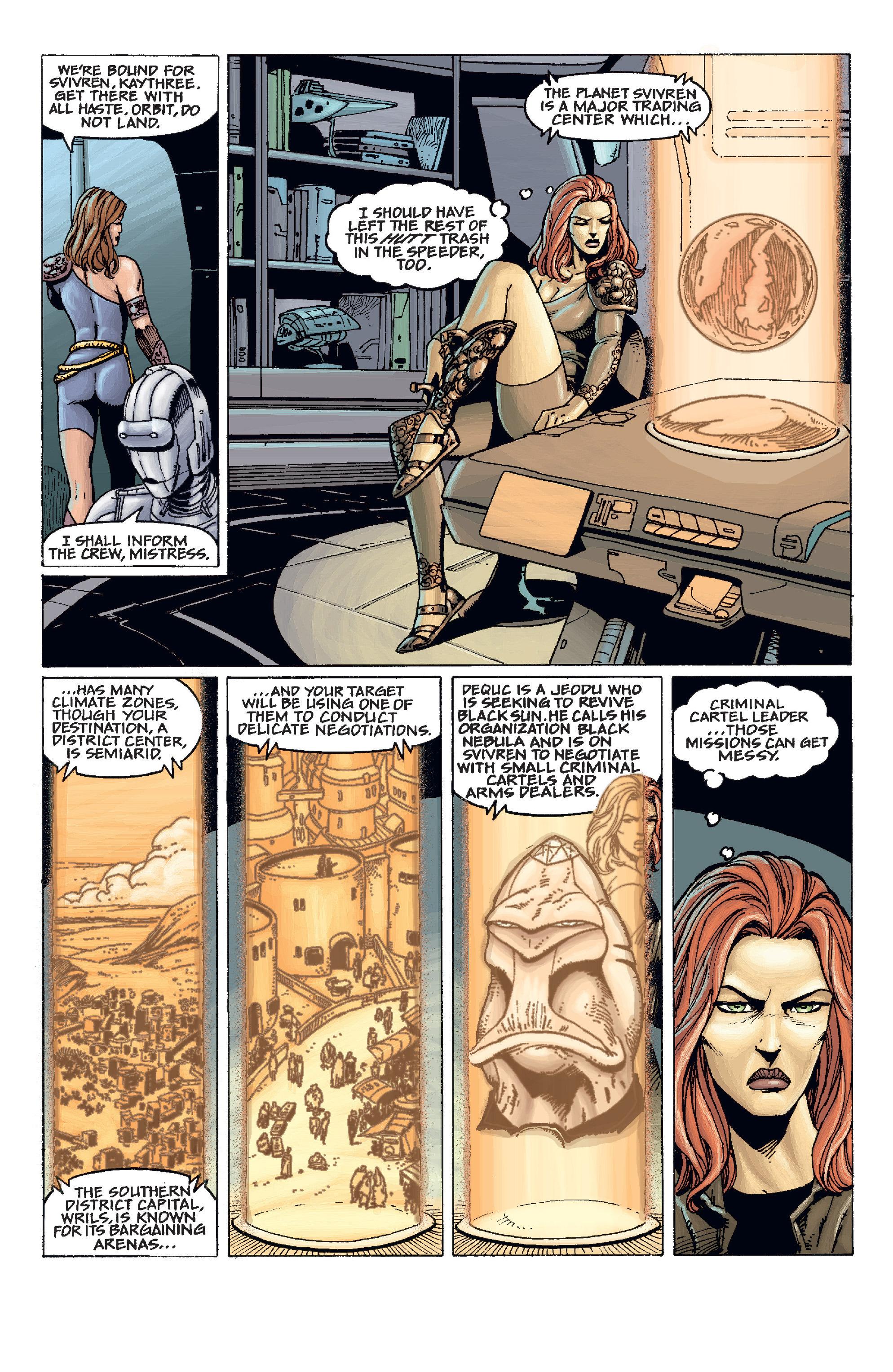 Read online Star Wars Omnibus comic -  Issue # Vol. 11 - 166
