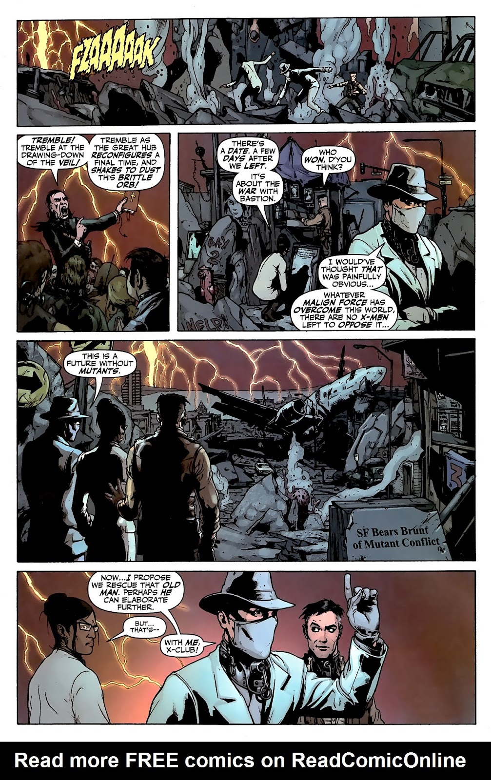 Read online X-Men: Second Coming Revelations comic -  Issue # TPB (Part 1) - 45