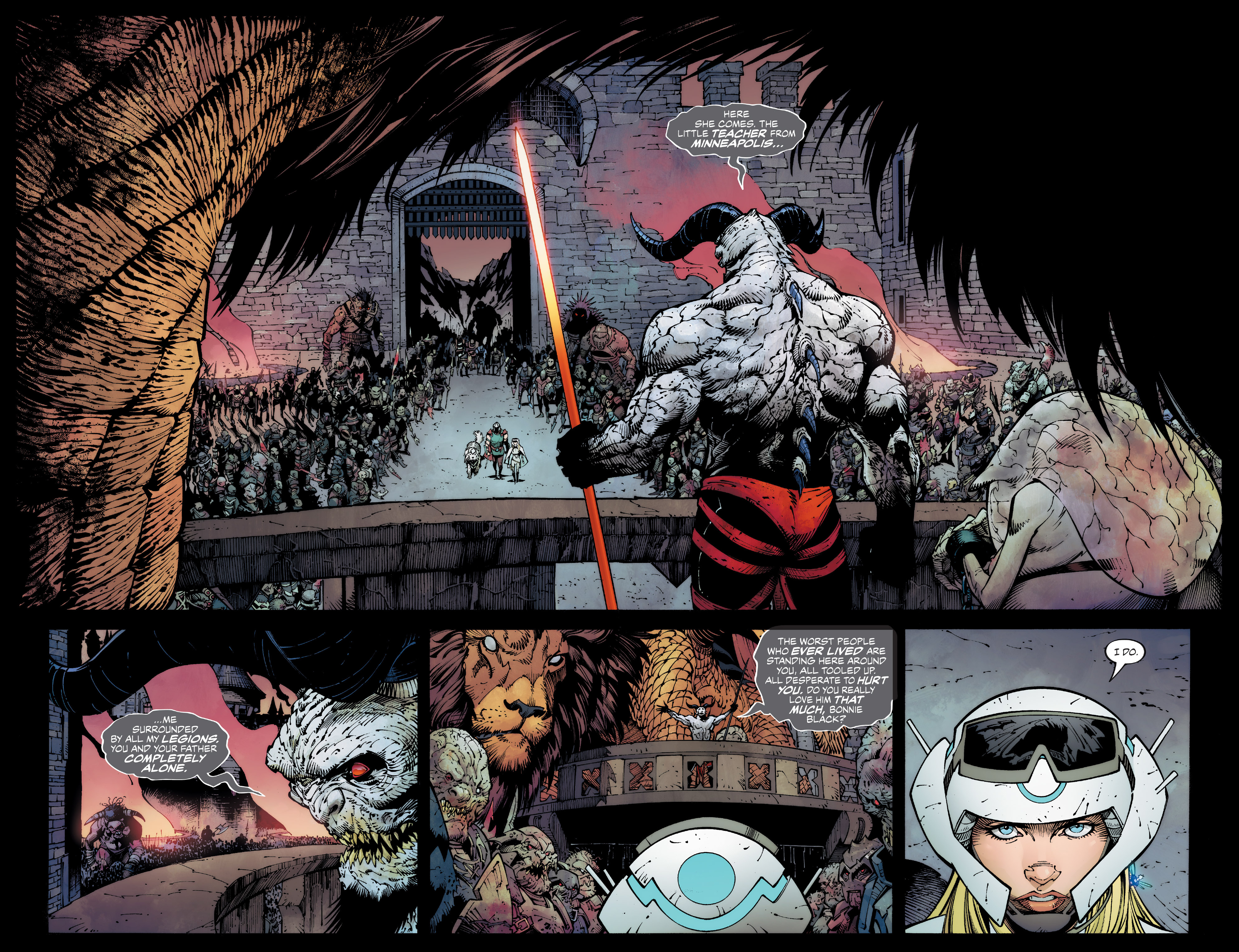 Read online Reborn comic -  Issue #6 - 10