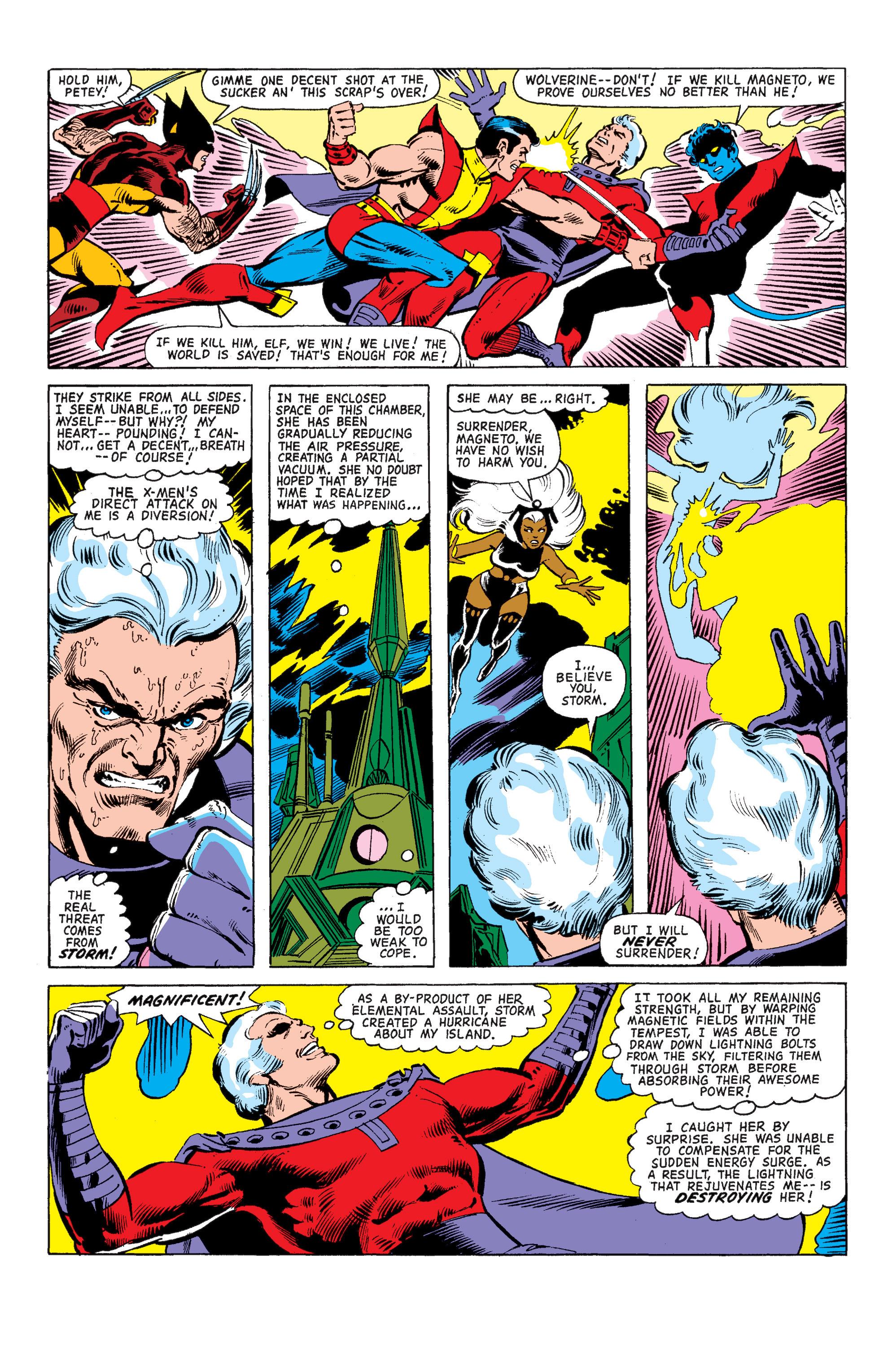 Read online Uncanny X-Men (1963) comic -  Issue #150 - 35