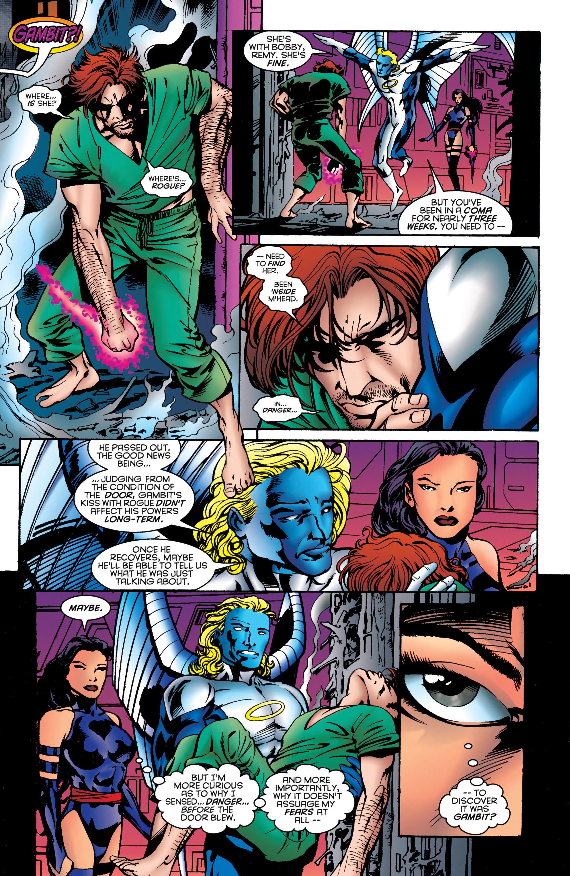 Read online Uncanny X-Men (1963) comic -  Issue #323 - 5