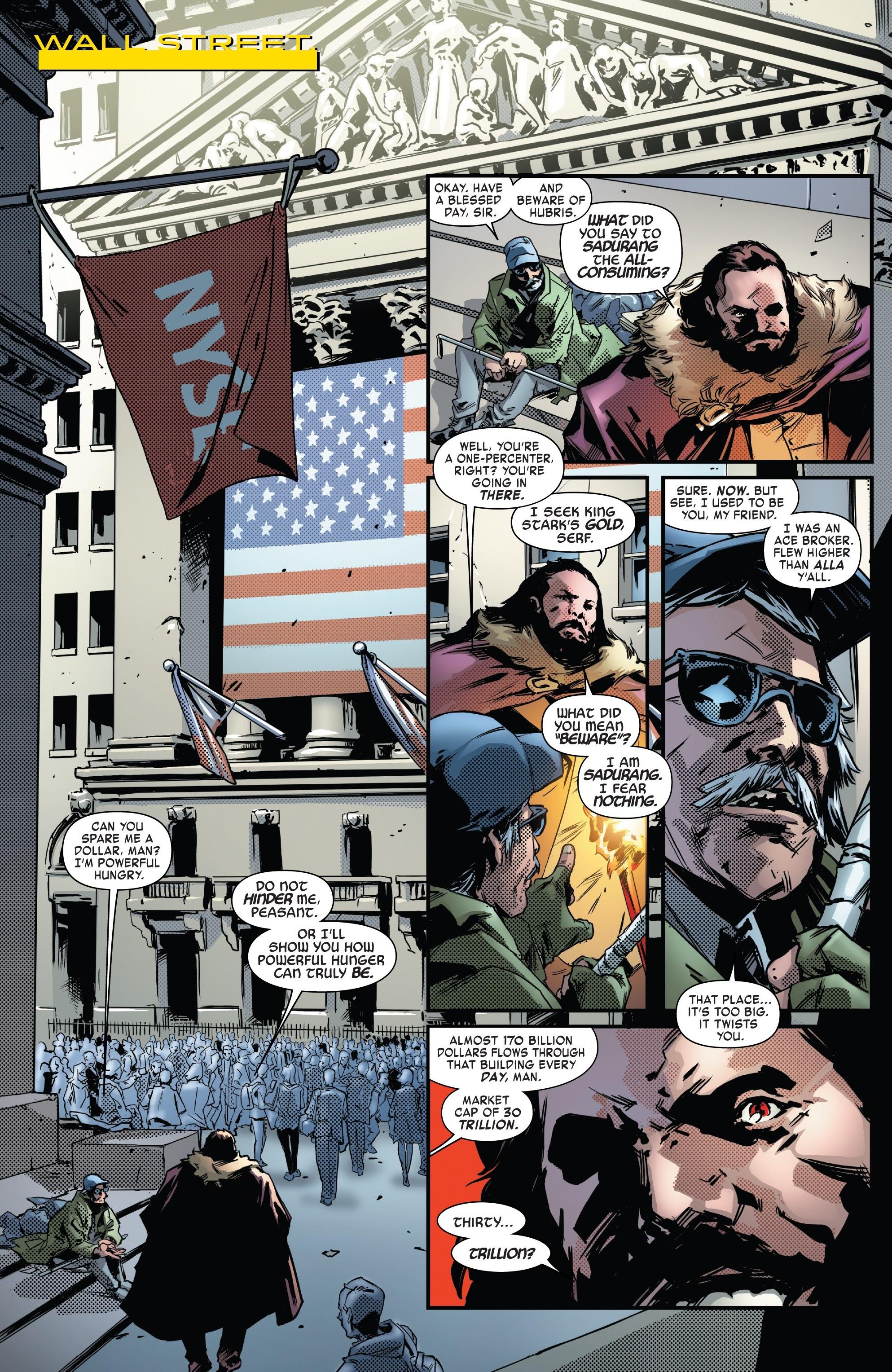 Read online Tony Stark: Iron Man comic -  Issue #13 - 2
