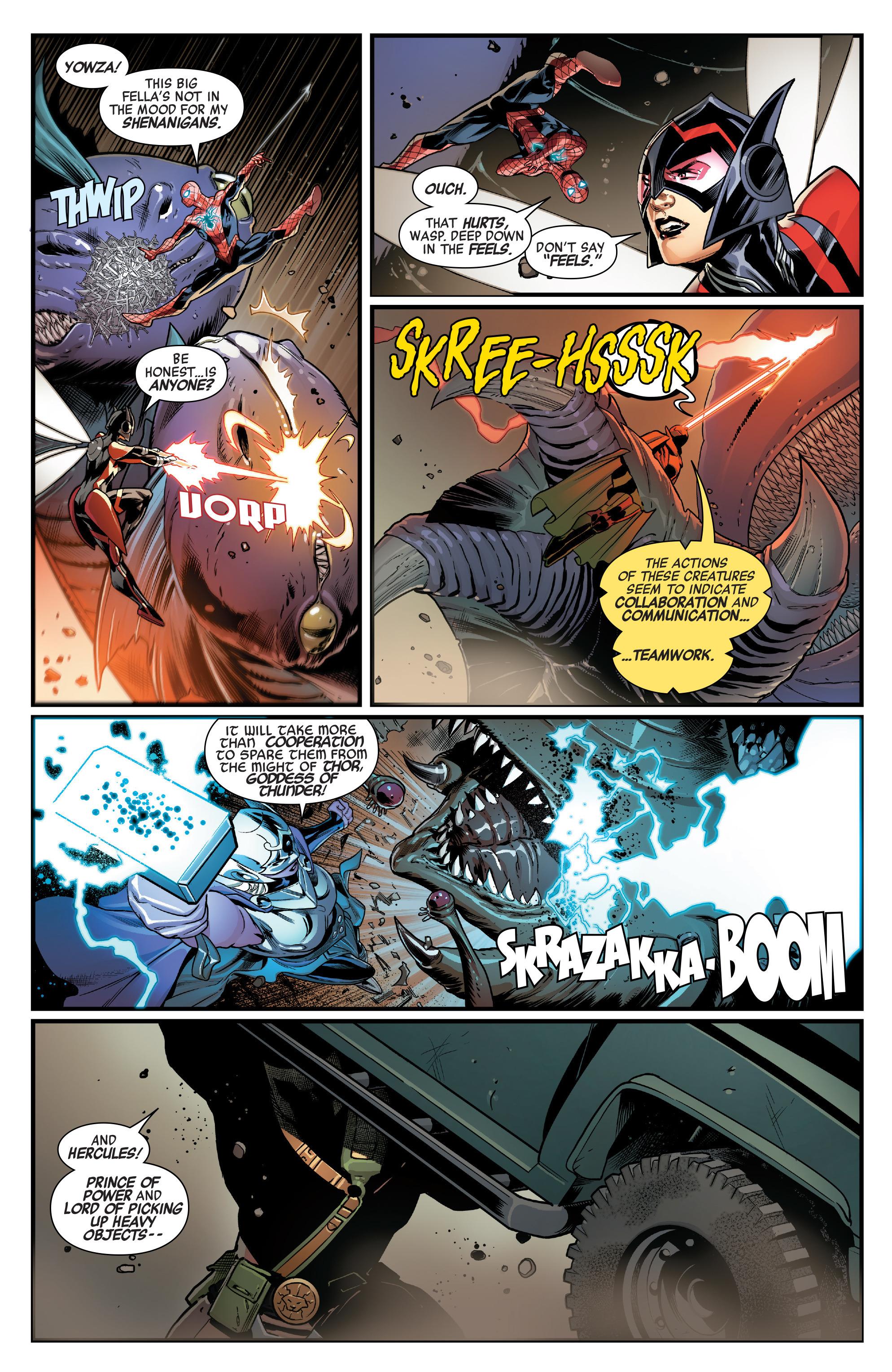 Read online Avengers (2016) comic -  Issue #1.MU - 24