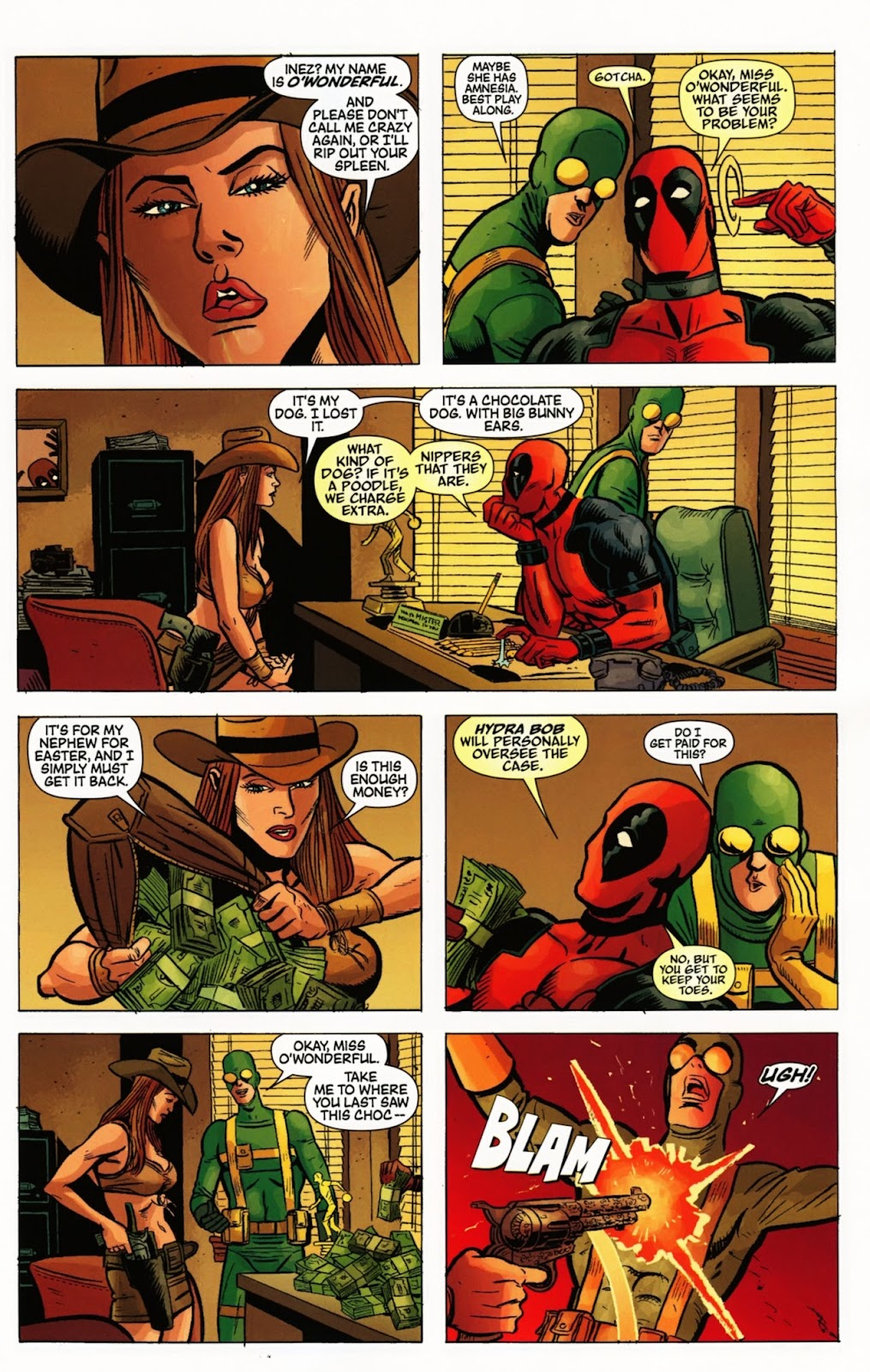 Read online Deadpool (2008) comic -  Issue #1000 - 15