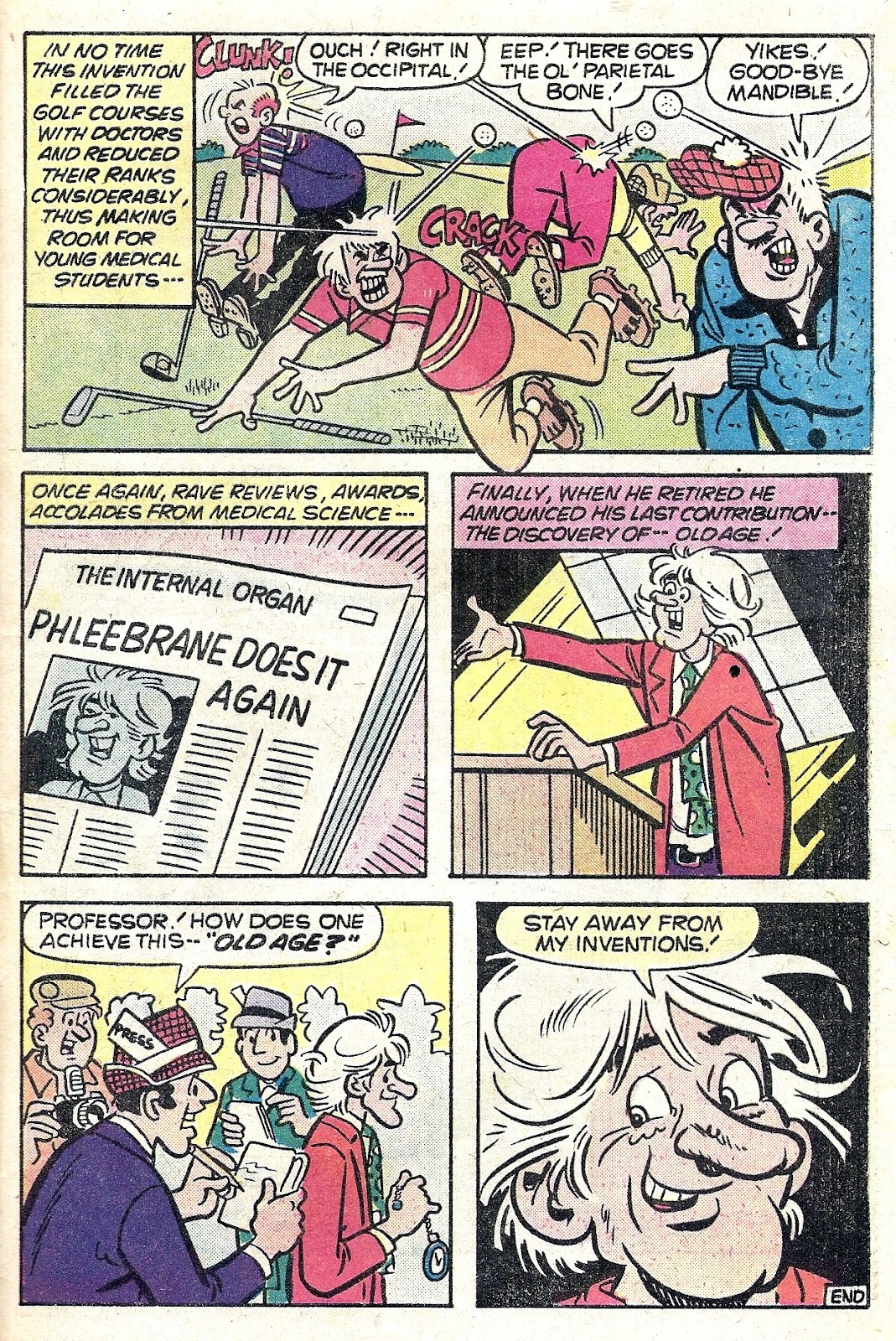 Read online Madhouse Comics comic -  Issue #114 - 33