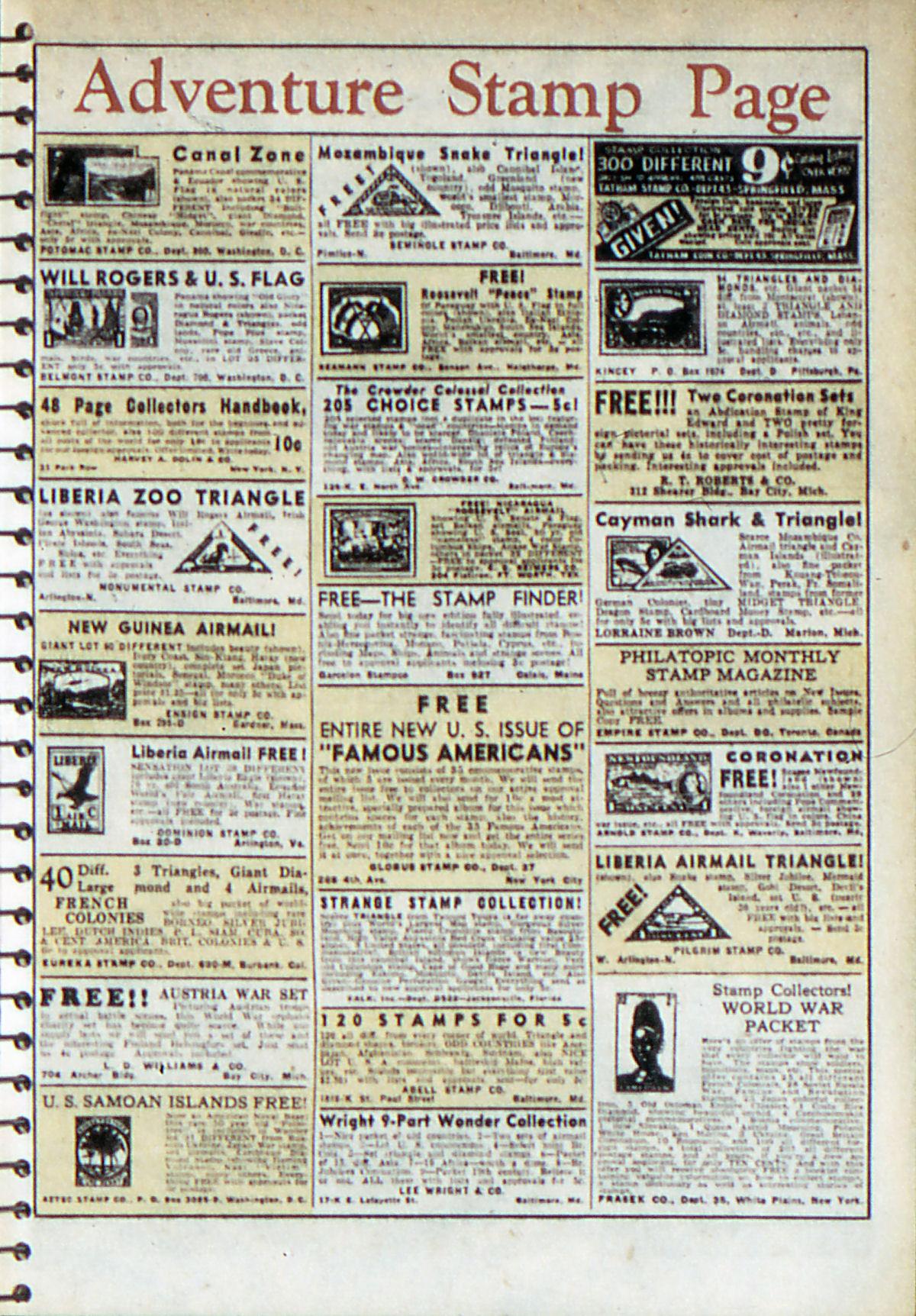 Read online Adventure Comics (1938) comic -  Issue #52 - 26