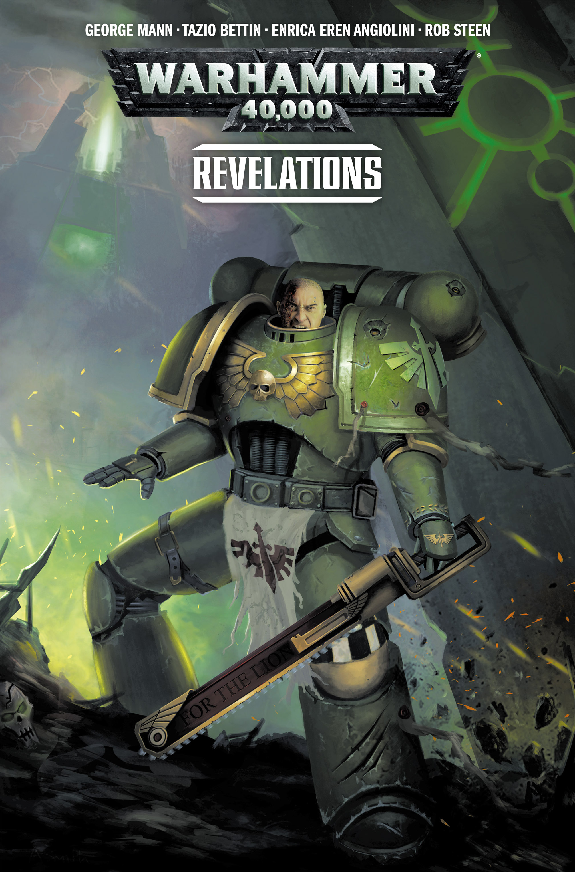 Warhammer 40,000: Will of Iron 5 Page 1