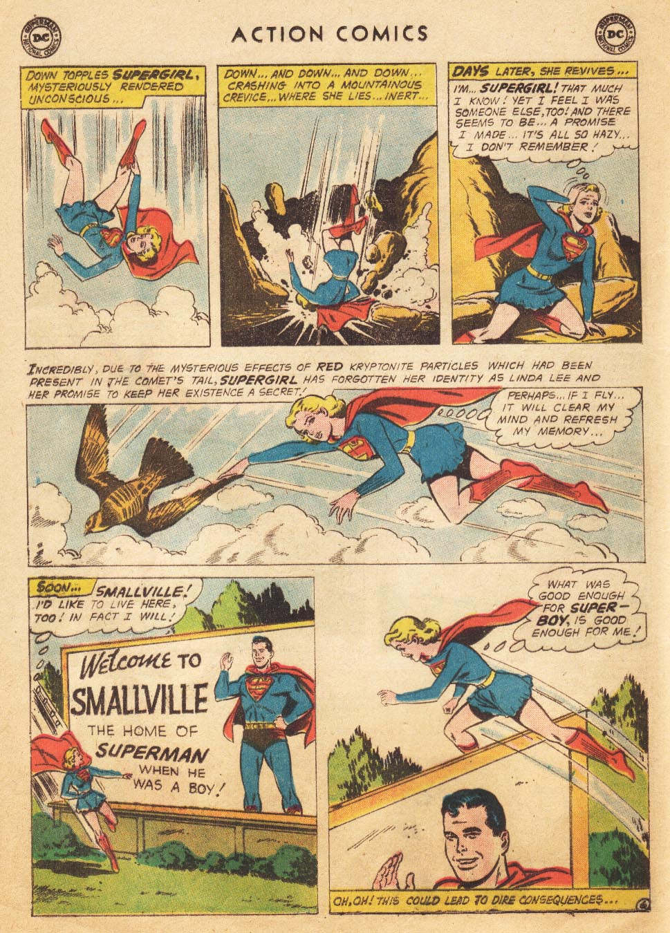 Read online Action Comics (1938) comic -  Issue #265 - 24
