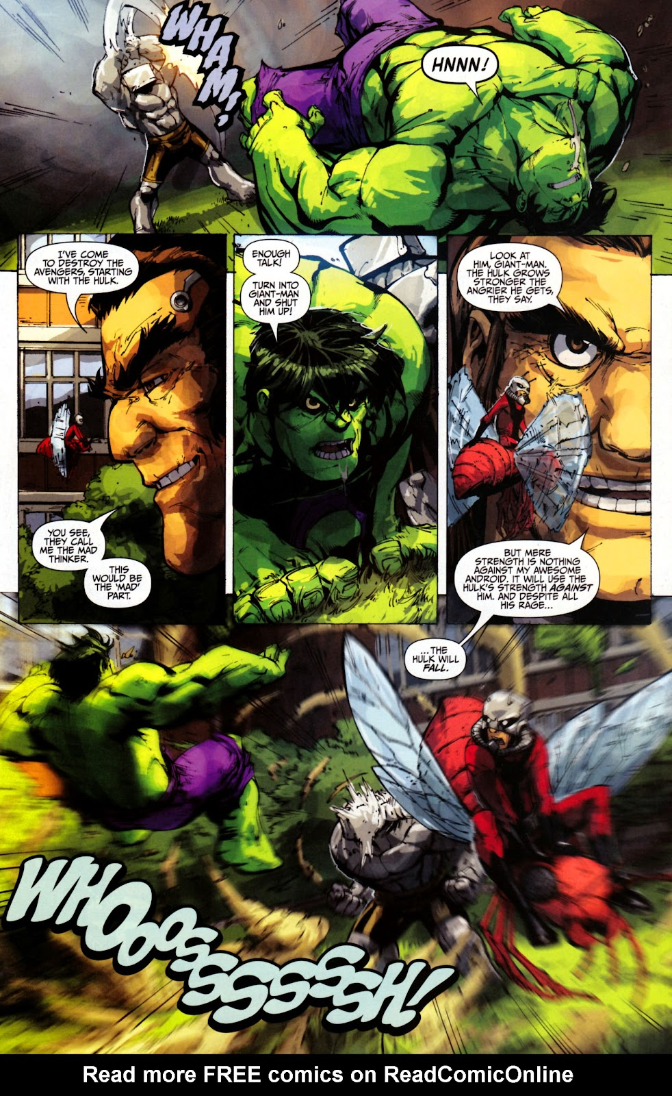 Avengers: Earth's Mightiest Heroes (2011) Issue #2 #2 - English 19