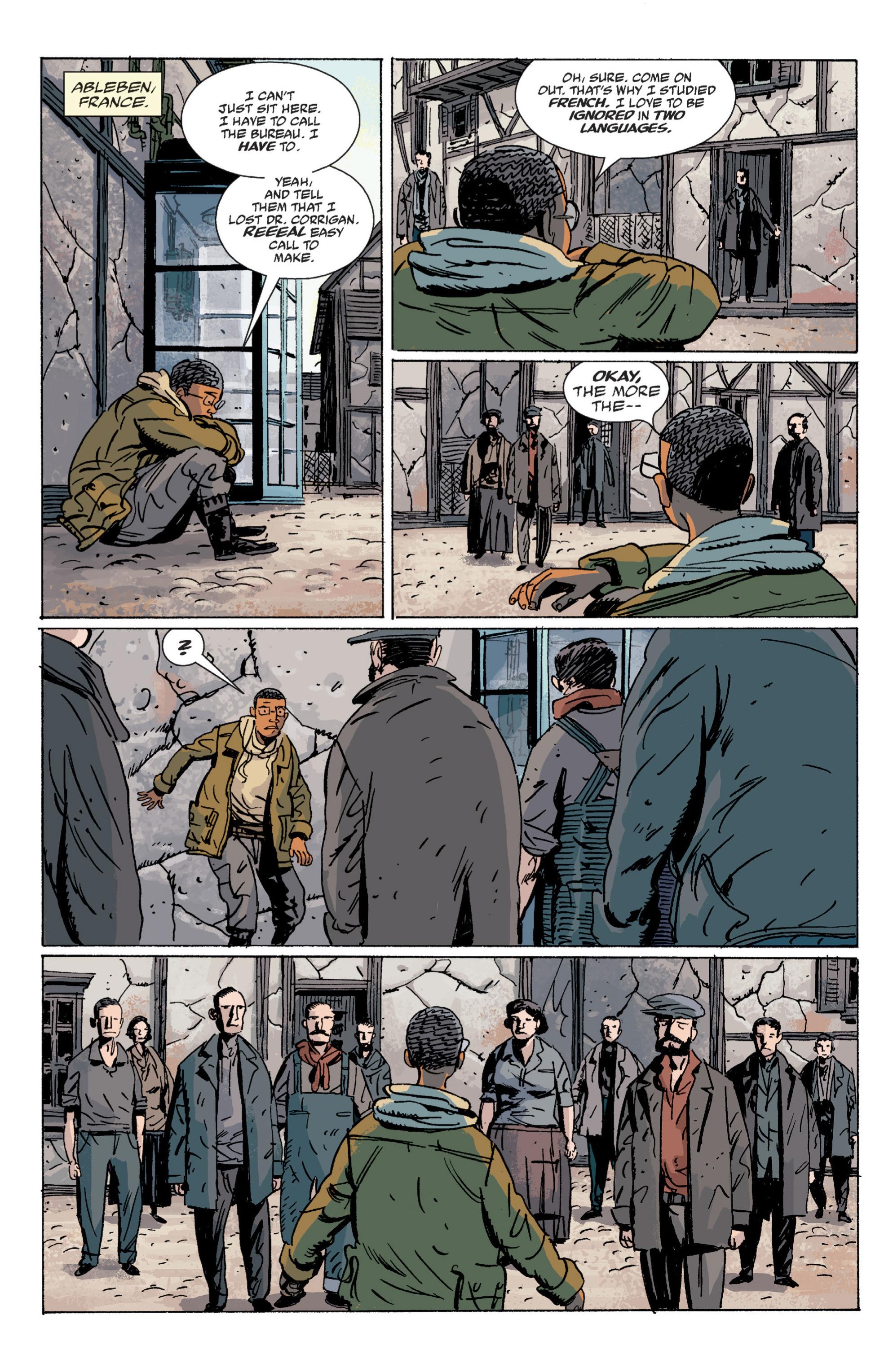 Read online B.P.R.D. (2003) comic -  Issue # TPB 6 - 79