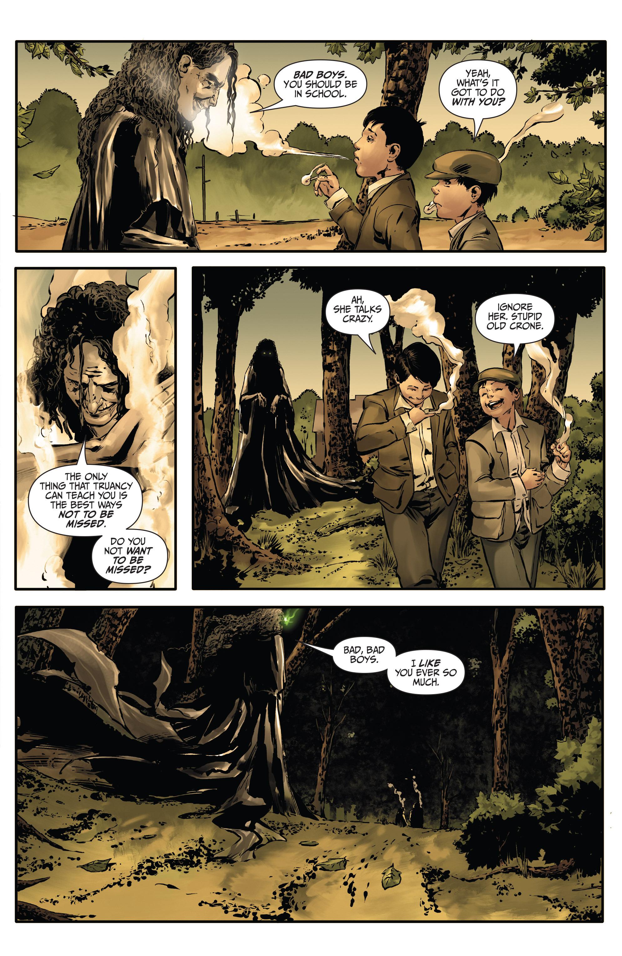Read online Mercy Thompson comic -  Issue #3 - 9