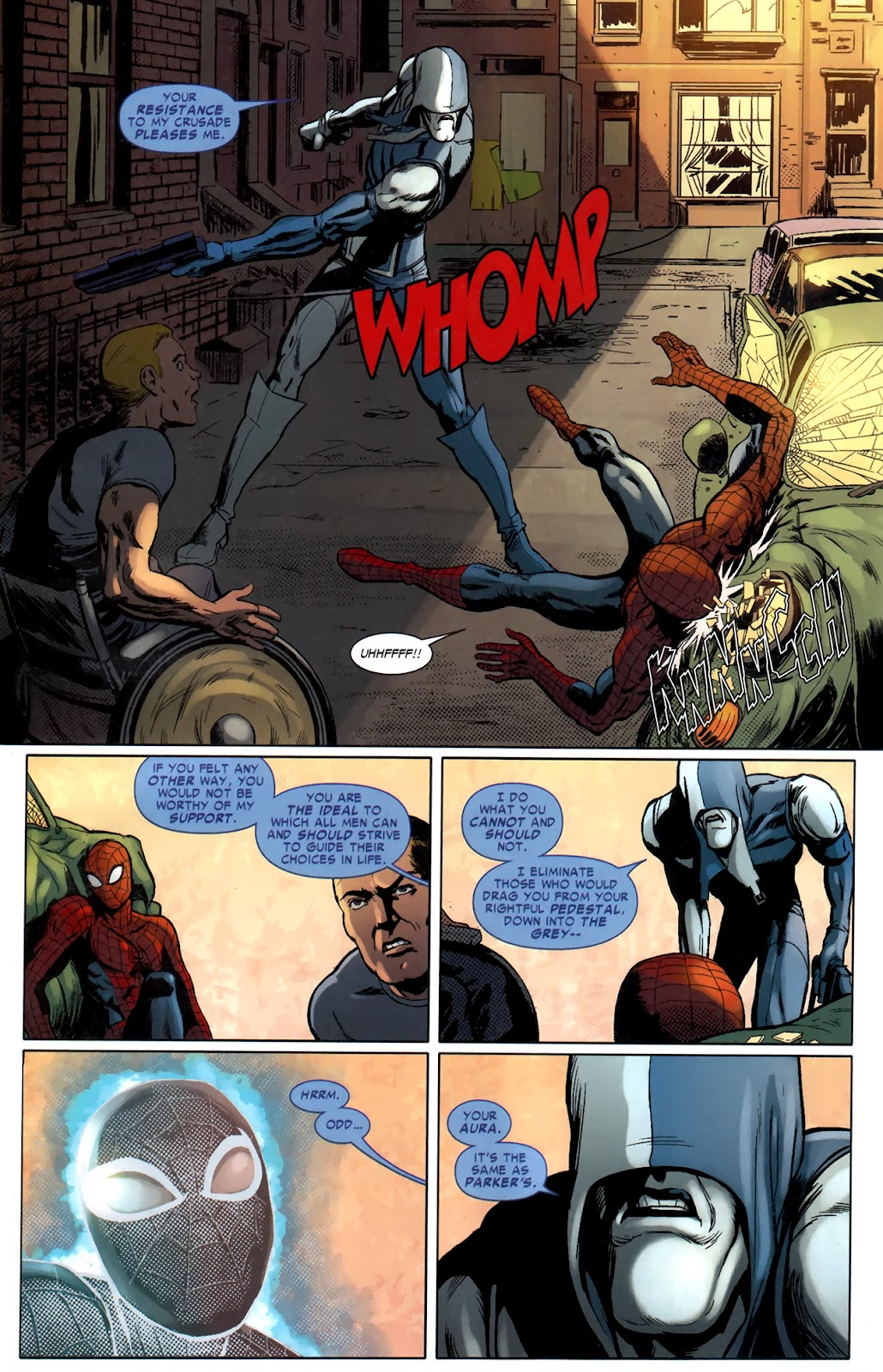 Web of Spider-Man (2009) Issue #9 #9 - English 10