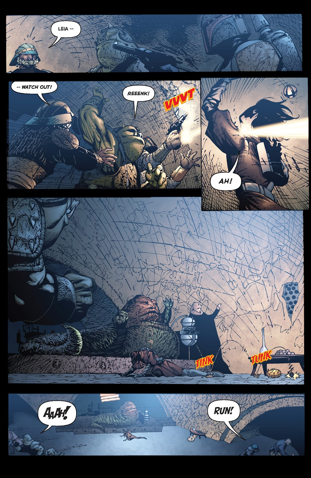 Read online Star Wars Legends: Infinities - Epic Collection comic -  Issue # TPB (Part 3) - 1