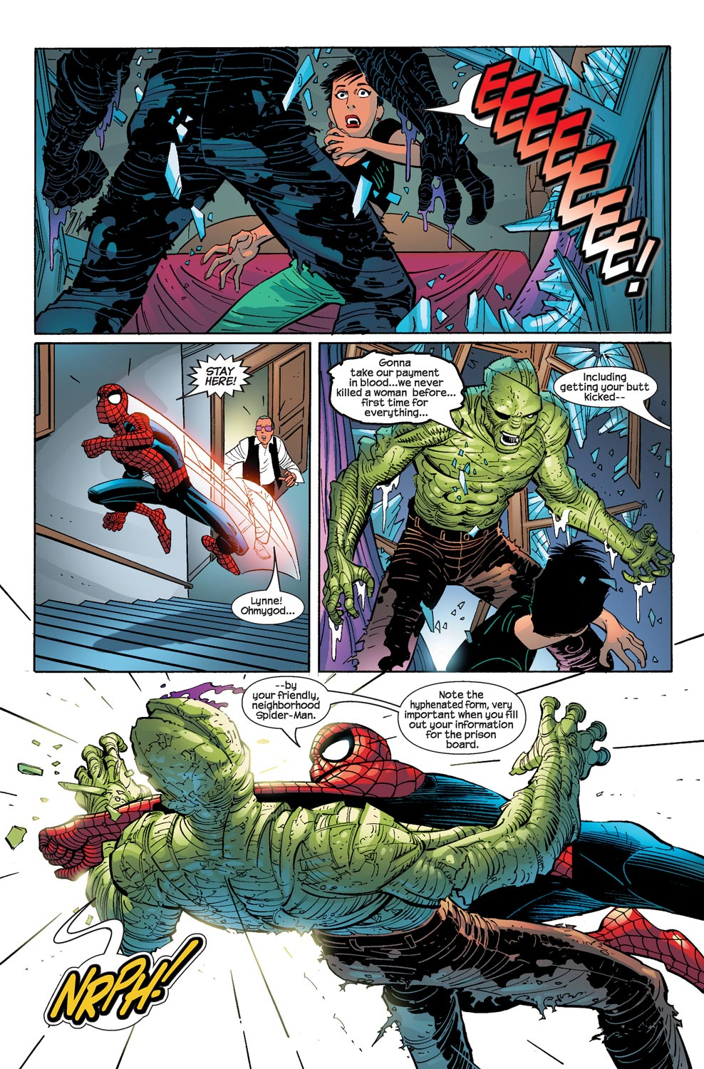 The Amazing Spider-Man (1999) 54 Page 10