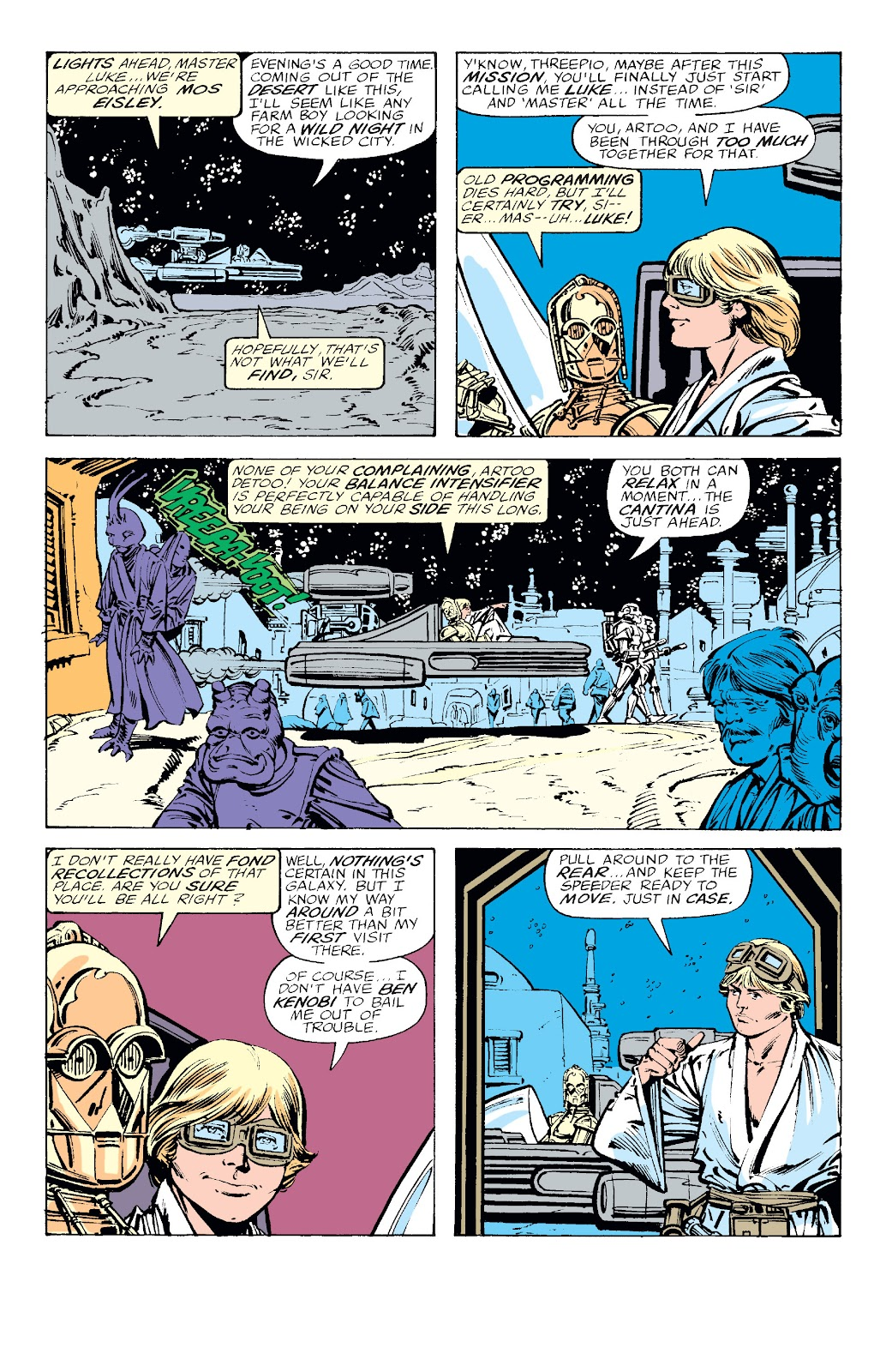 Read online Star Wars Legends: The Original Marvel Years - Epic Collection comic -  Issue # TPB 2 (Part 2) - 45
