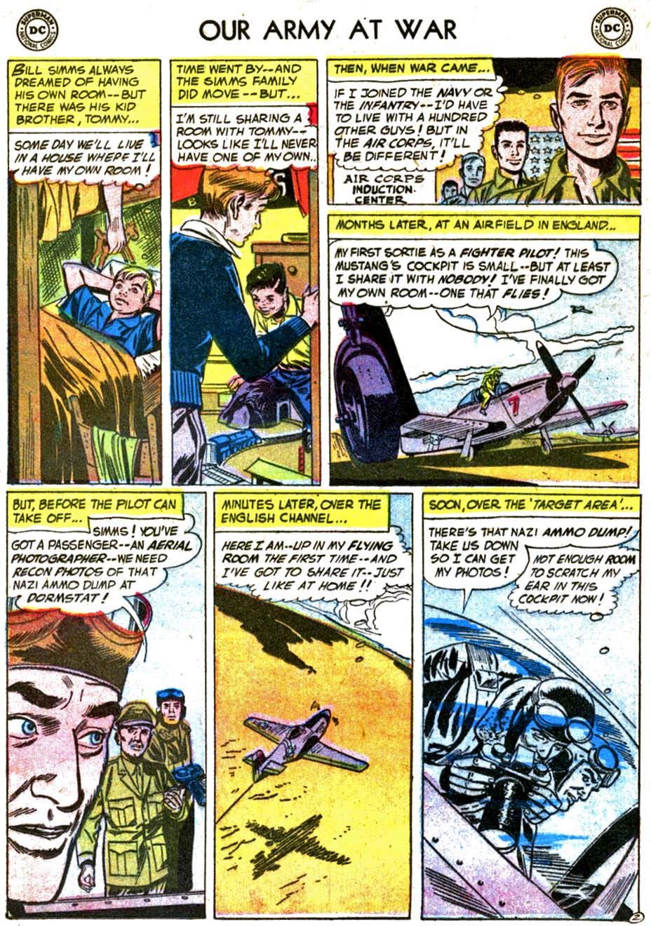 Our Army at War (1952) issue 58 - Page 19