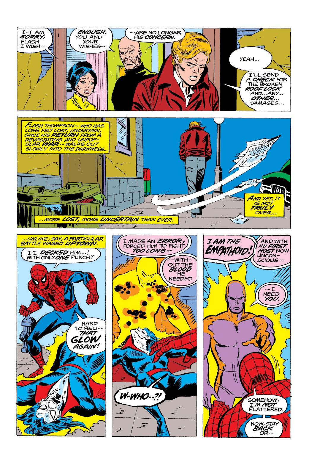Read online Marvel Masterworks: The Spectacular Spider-Man comic -  Issue # TPB (Part 2) - 25