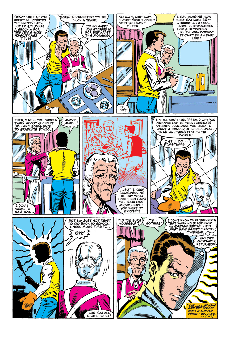 The Amazing Spider-Man (1963) 269 Page 5
