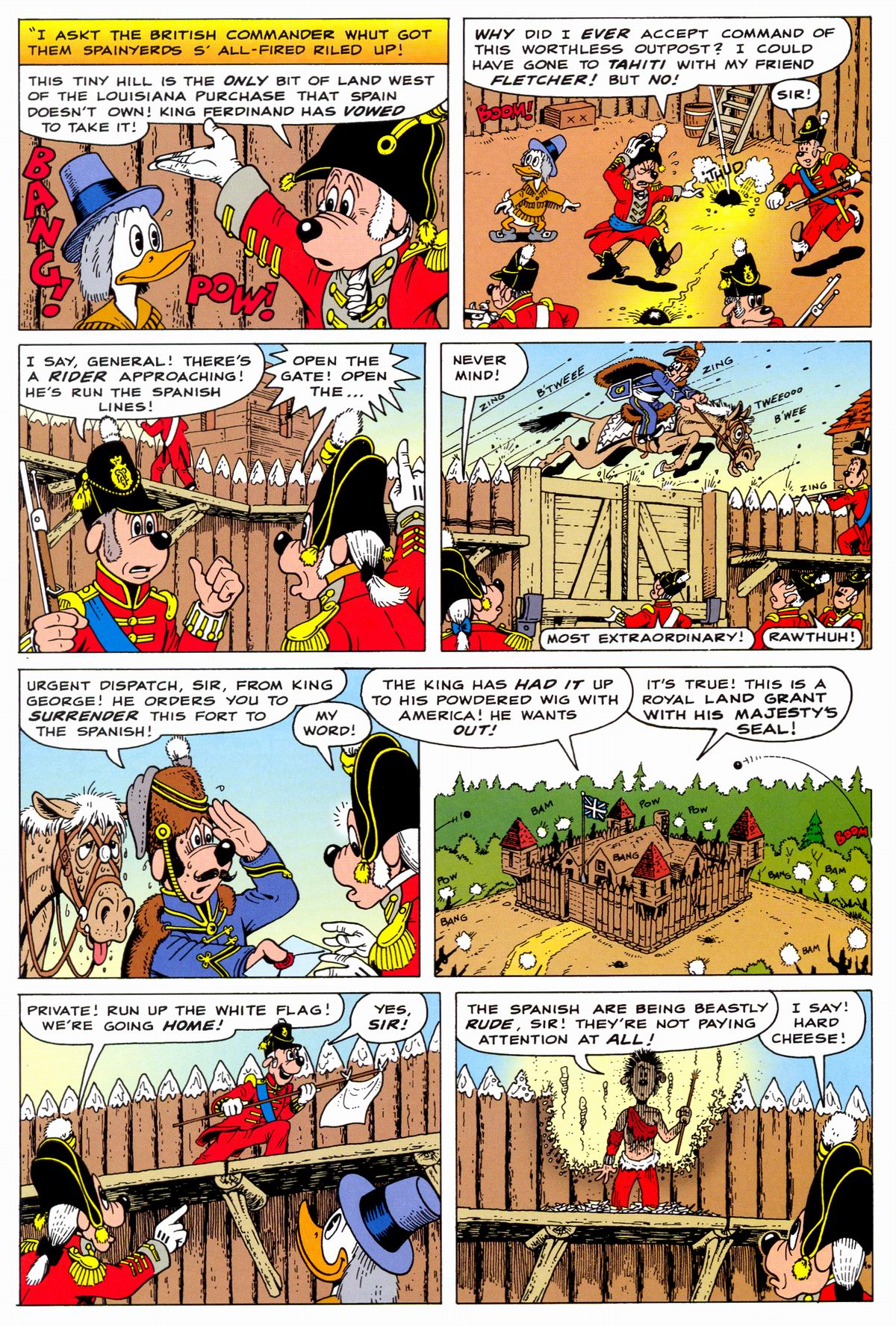 Read online Uncle Scrooge (1953) comic -  Issue #331 - 8