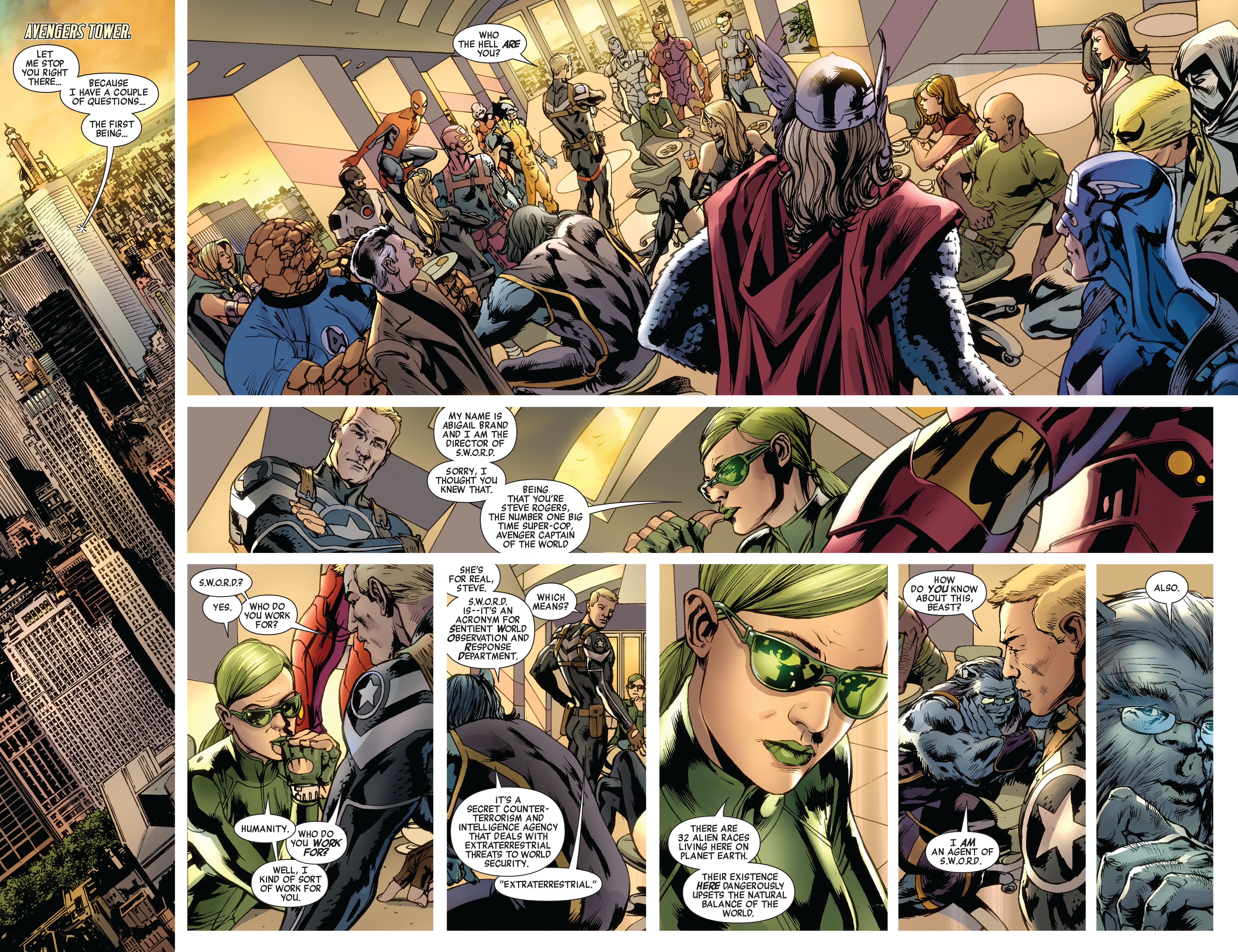 Read online Avengers (2010) comic -  Issue #12.1 - 6