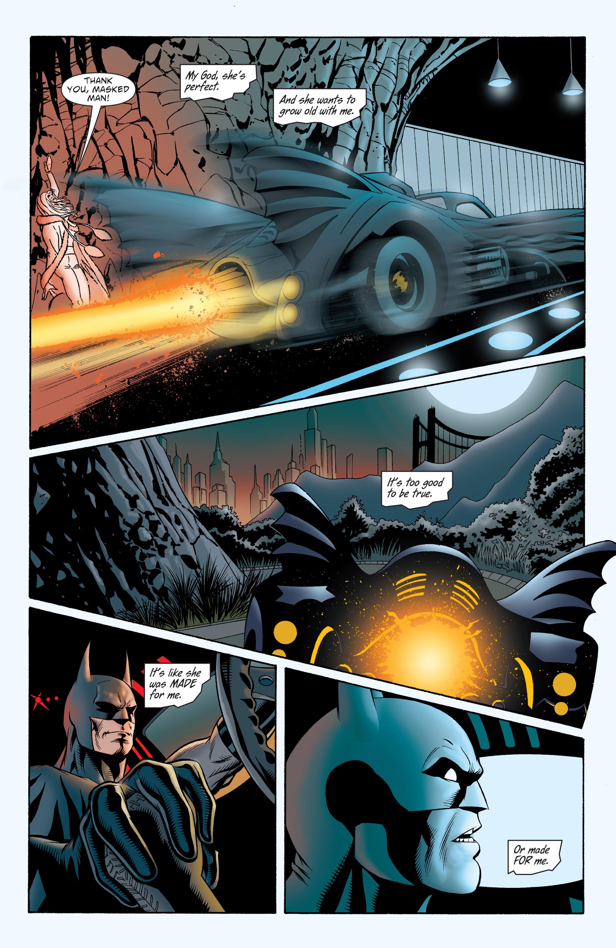 Read online Batman: The Widening Gyre comic -  Issue #6 - 14