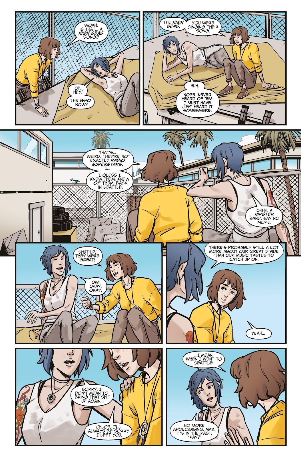 Read online Life is Strange comic -  Issue #5 - 21