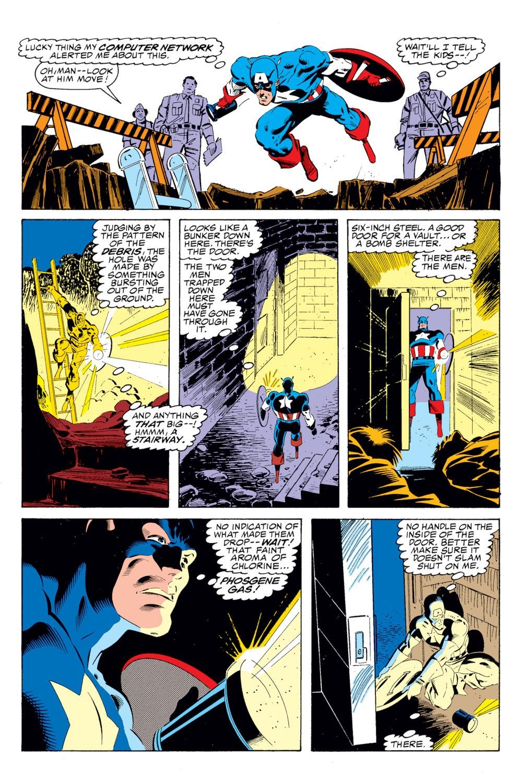 Read online Captain America (1968) comic -  Issue # _Annual 8 - 10