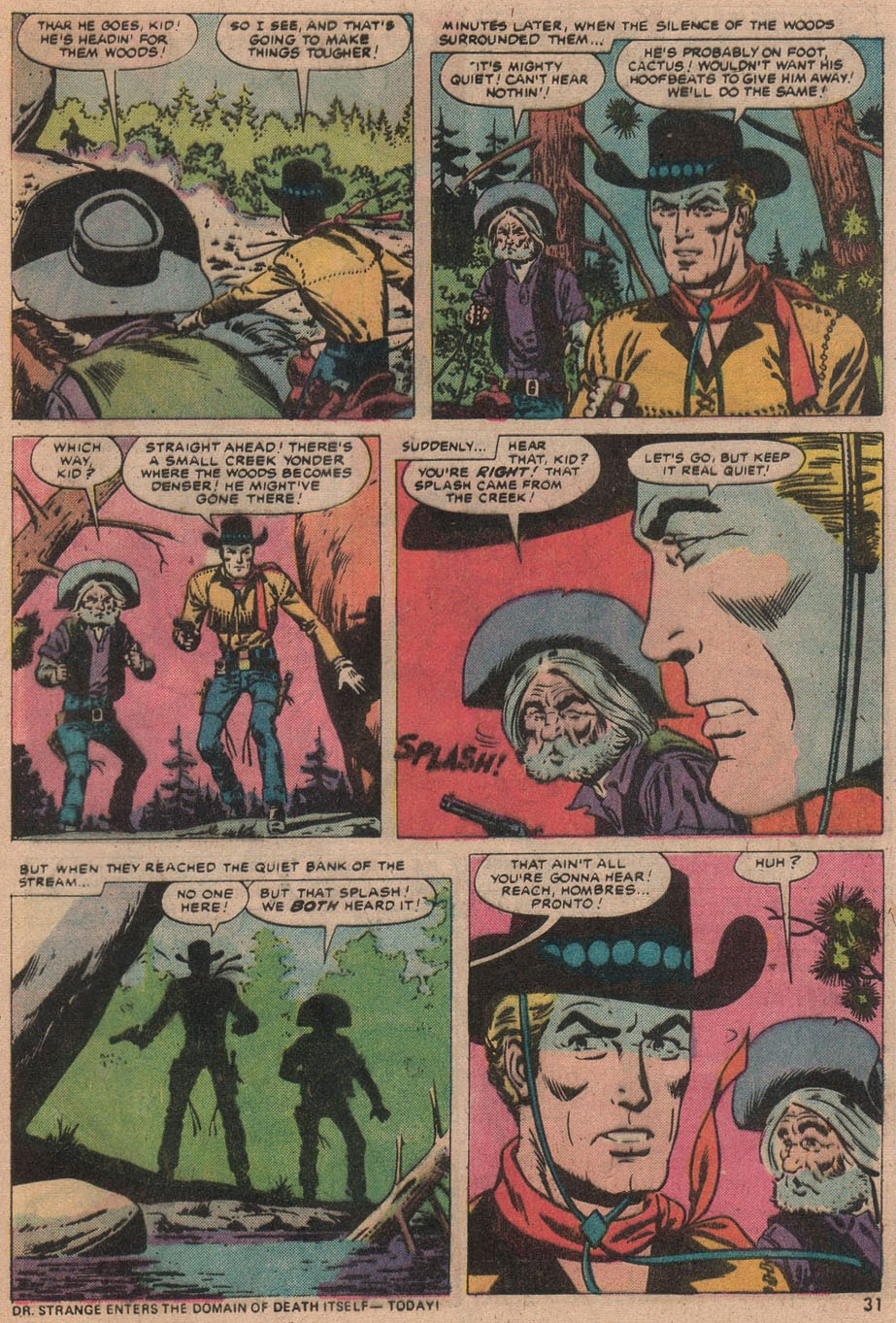 Kid Colt Outlaw issue 187 - Page 32