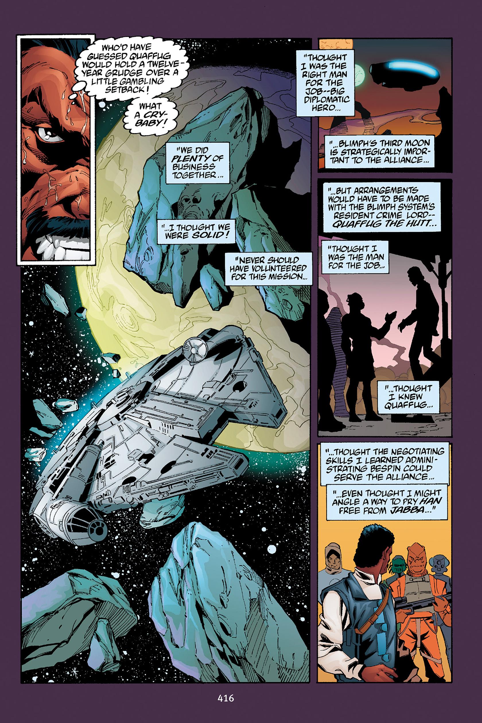 Read online Star Wars Omnibus comic -  Issue # Vol. 30 - 407