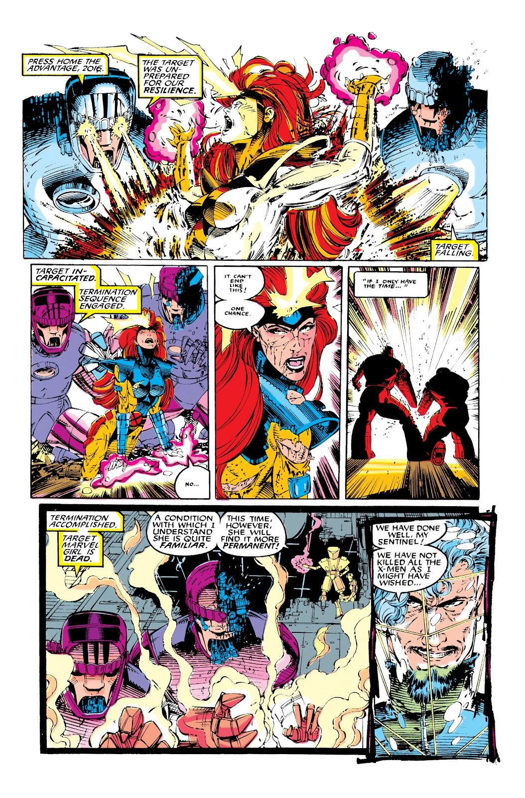 Uncanny X-Men (1963) issue 281 - Page 22