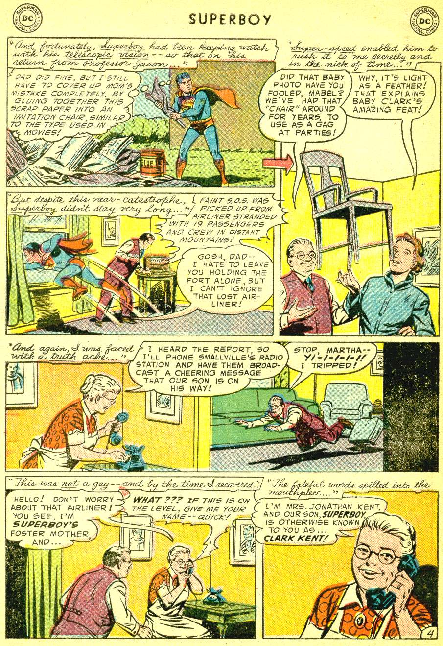 Superboy (1949) issue 41 - Page 25