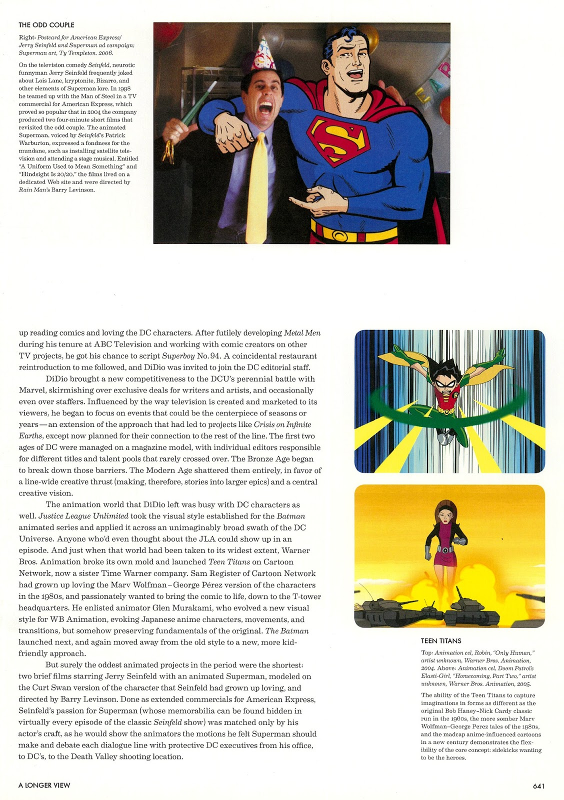 Read online 75 Years Of DC Comics comic -  Issue # TPB (Part 7) - 63