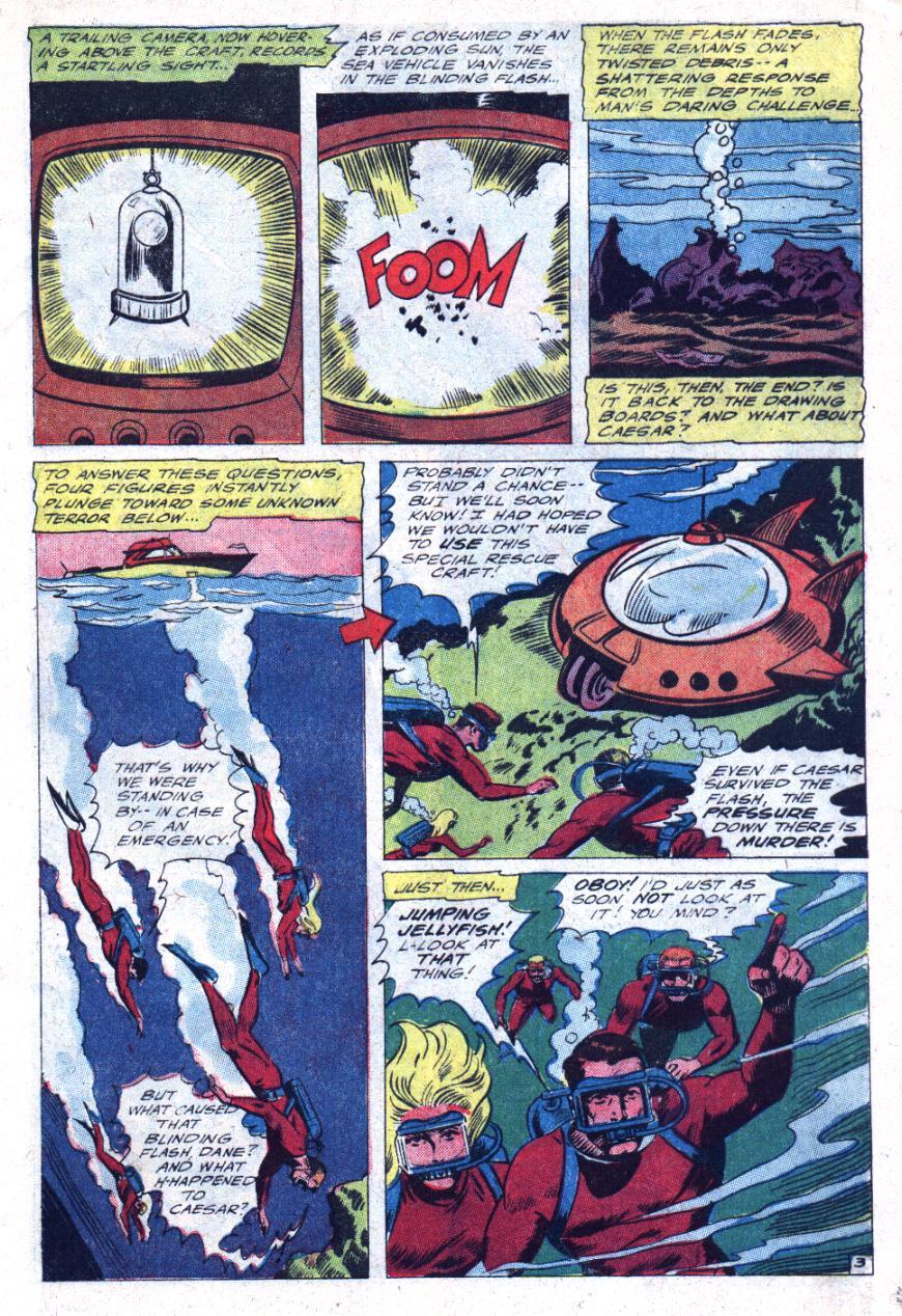 Read online Sea Devils comic -  Issue #30 - 6