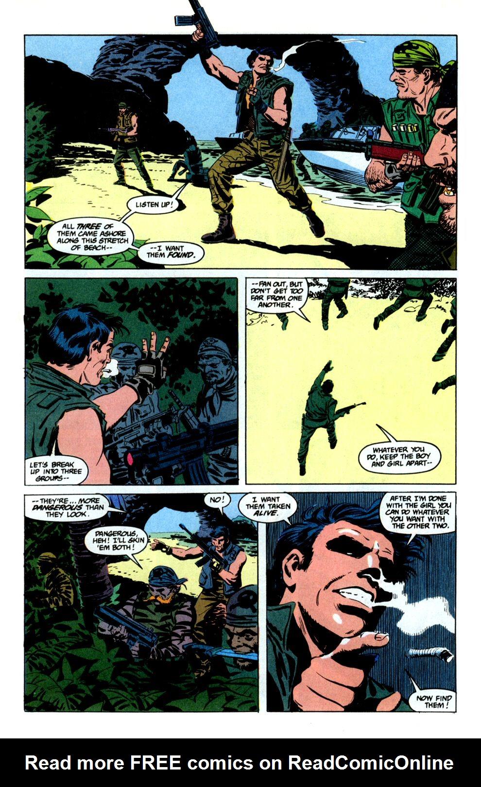 Read online Powerline comic -  Issue #8 - 15