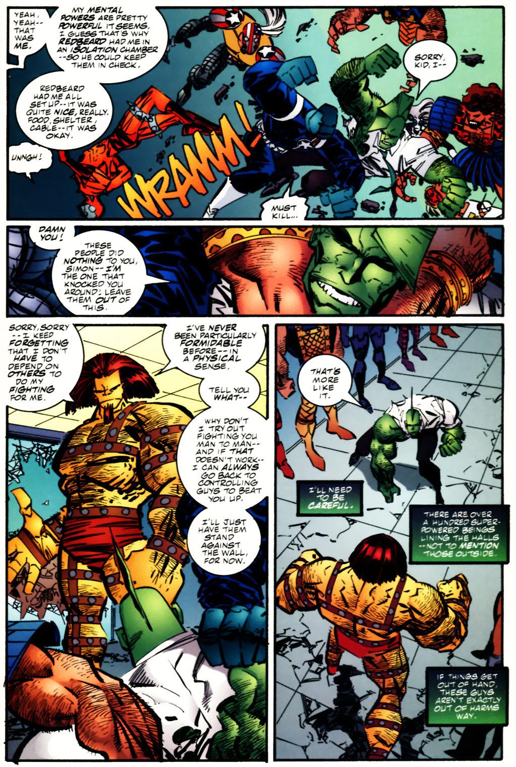 The Savage Dragon (1993) Issue #60 #63 - English 13