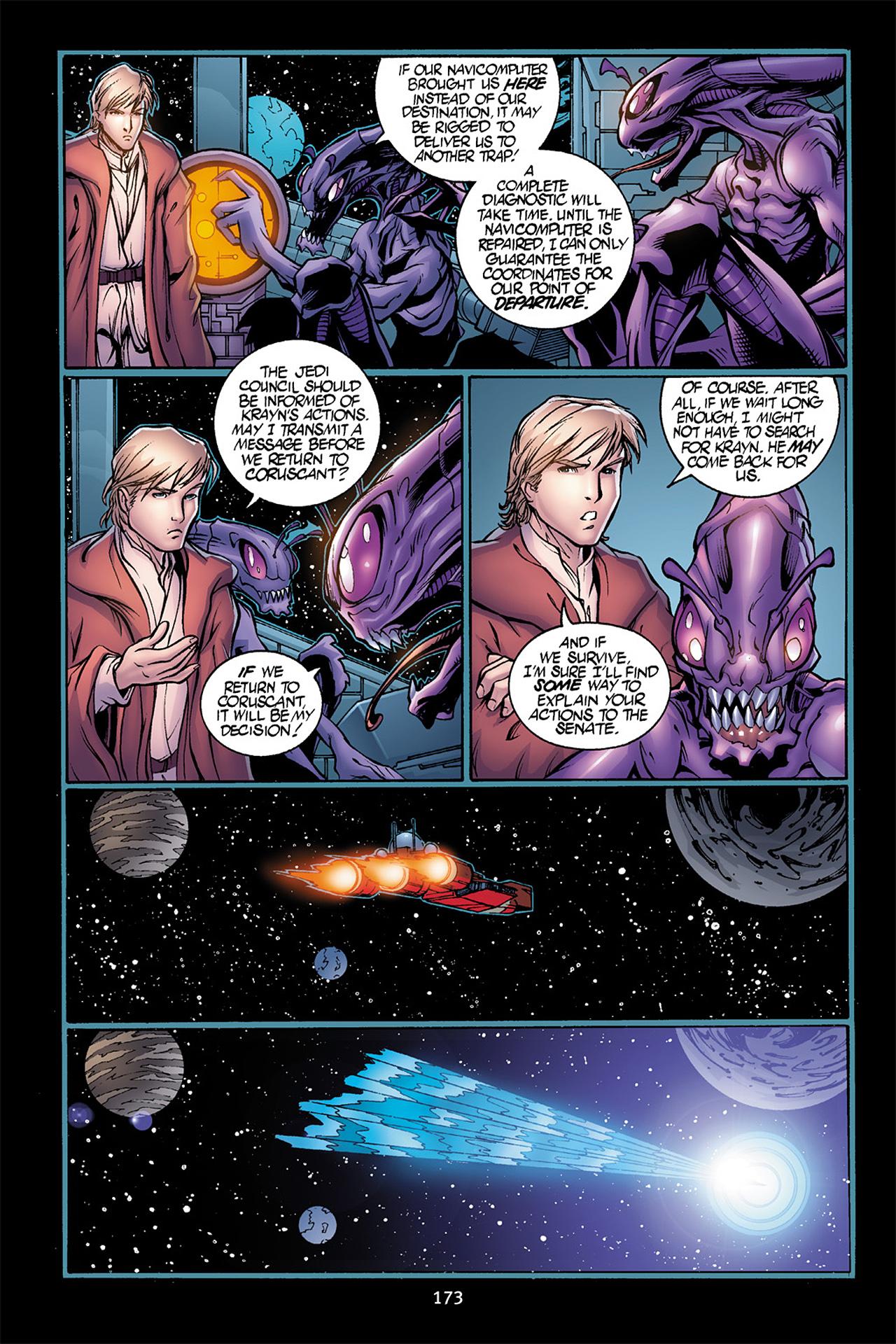 Read online Star Wars Omnibus comic -  Issue # Vol. 10 - 172