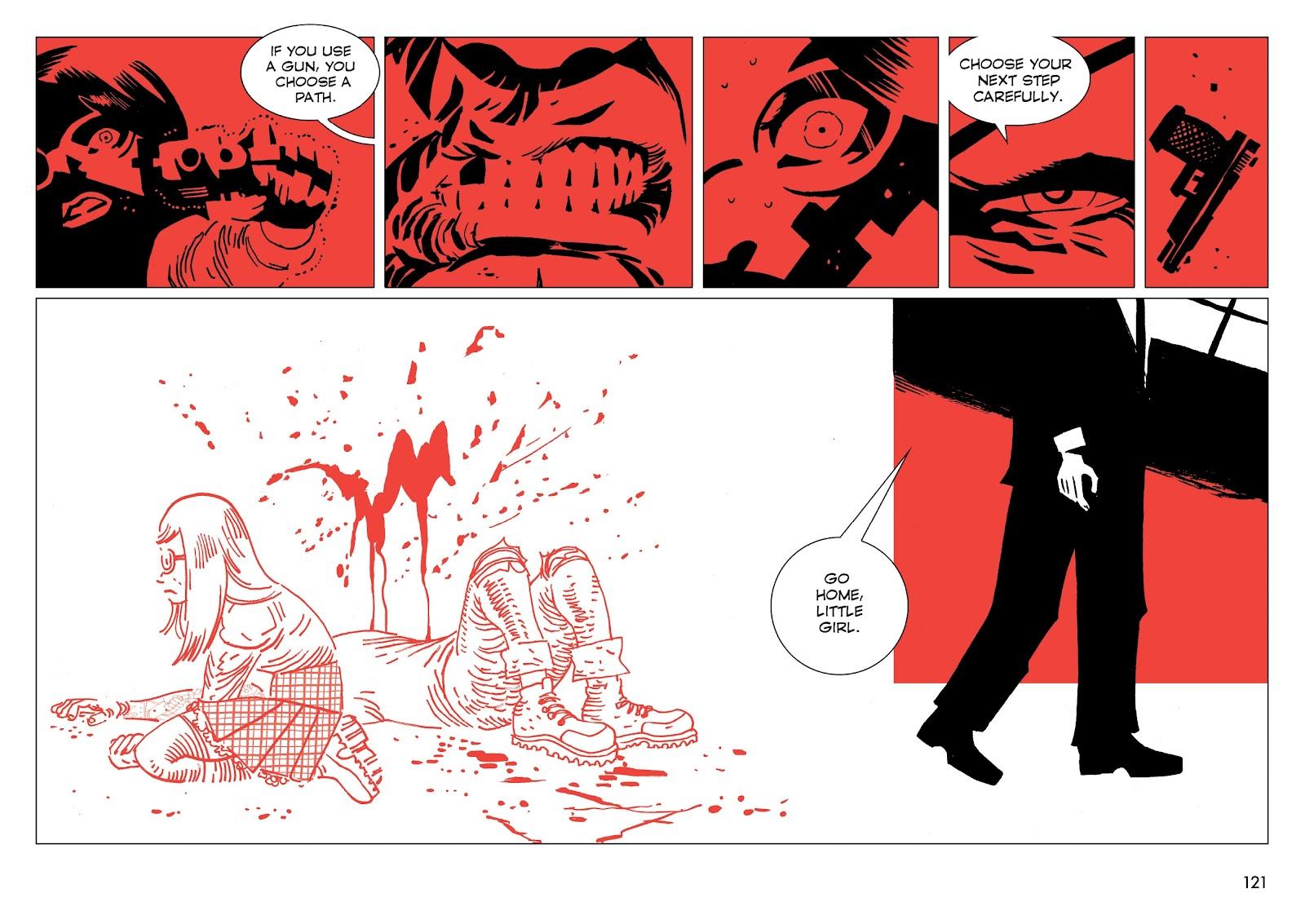 Read online Polar comic -  Issue # TPB The Kaiser Falls (Part 2) - 23