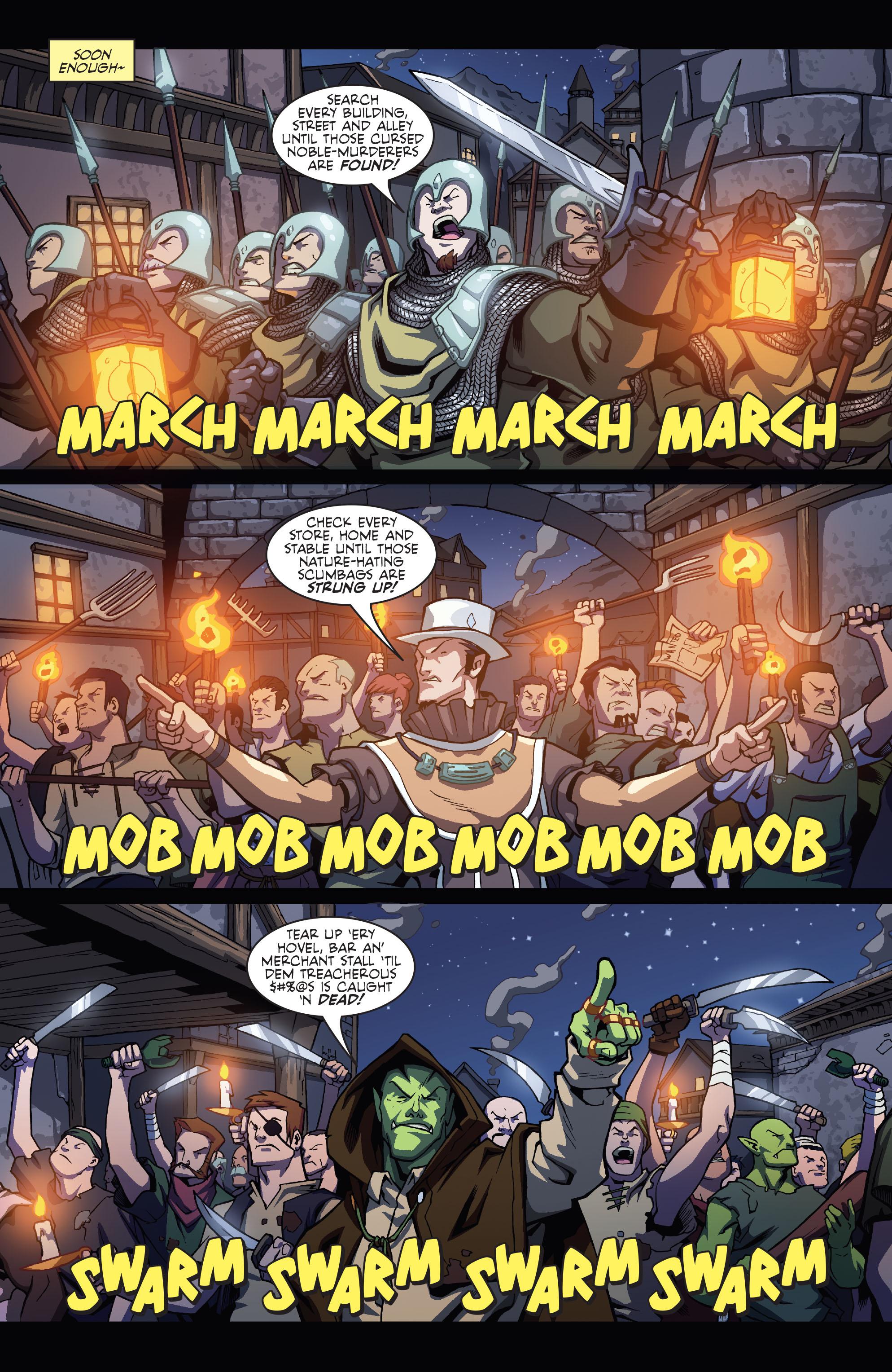 Read online Skullkickers comic -  Issue #10 - 12
