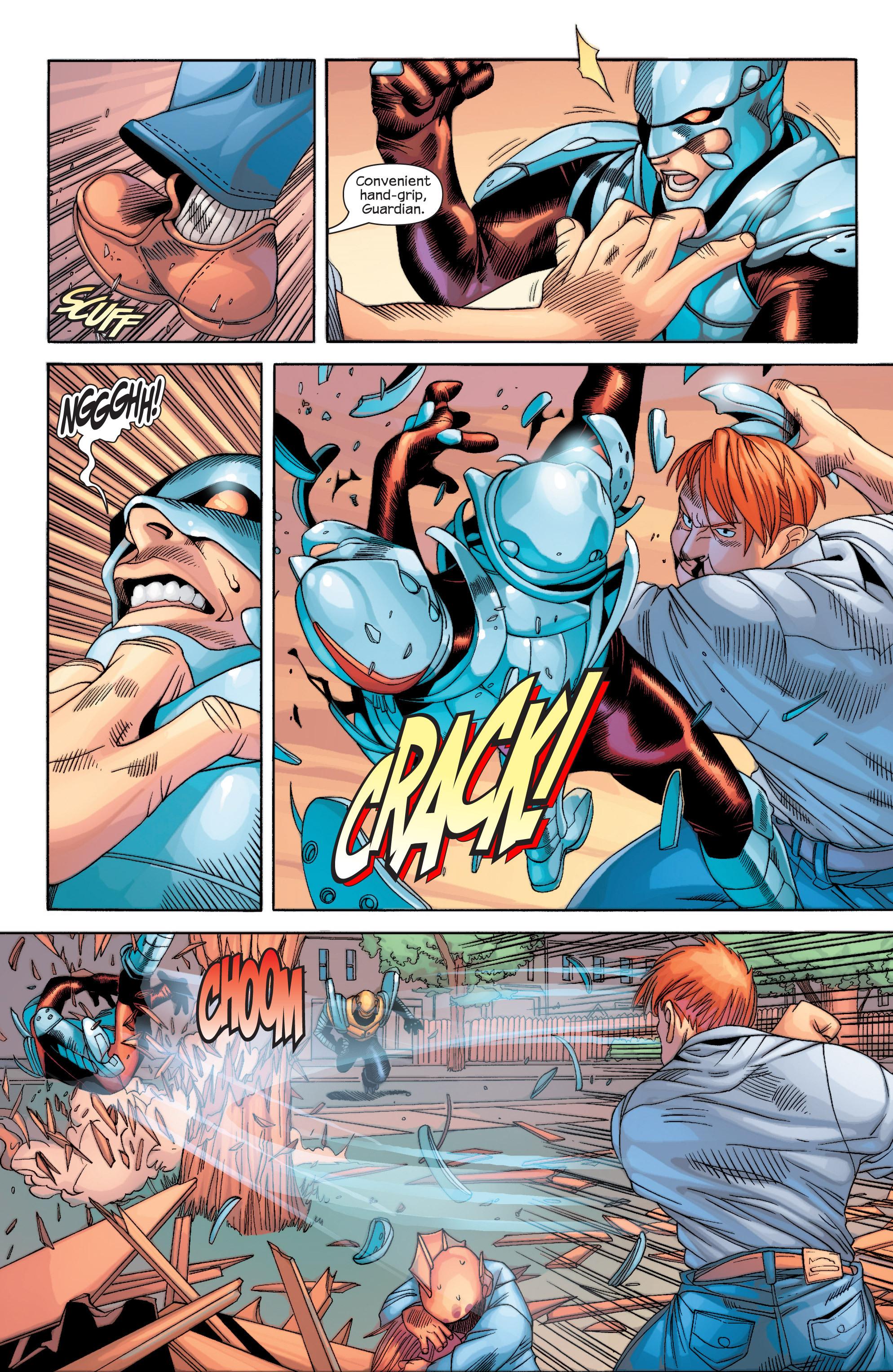 Read online Uncanny X-Men (1963) comic -  Issue #434 - 7