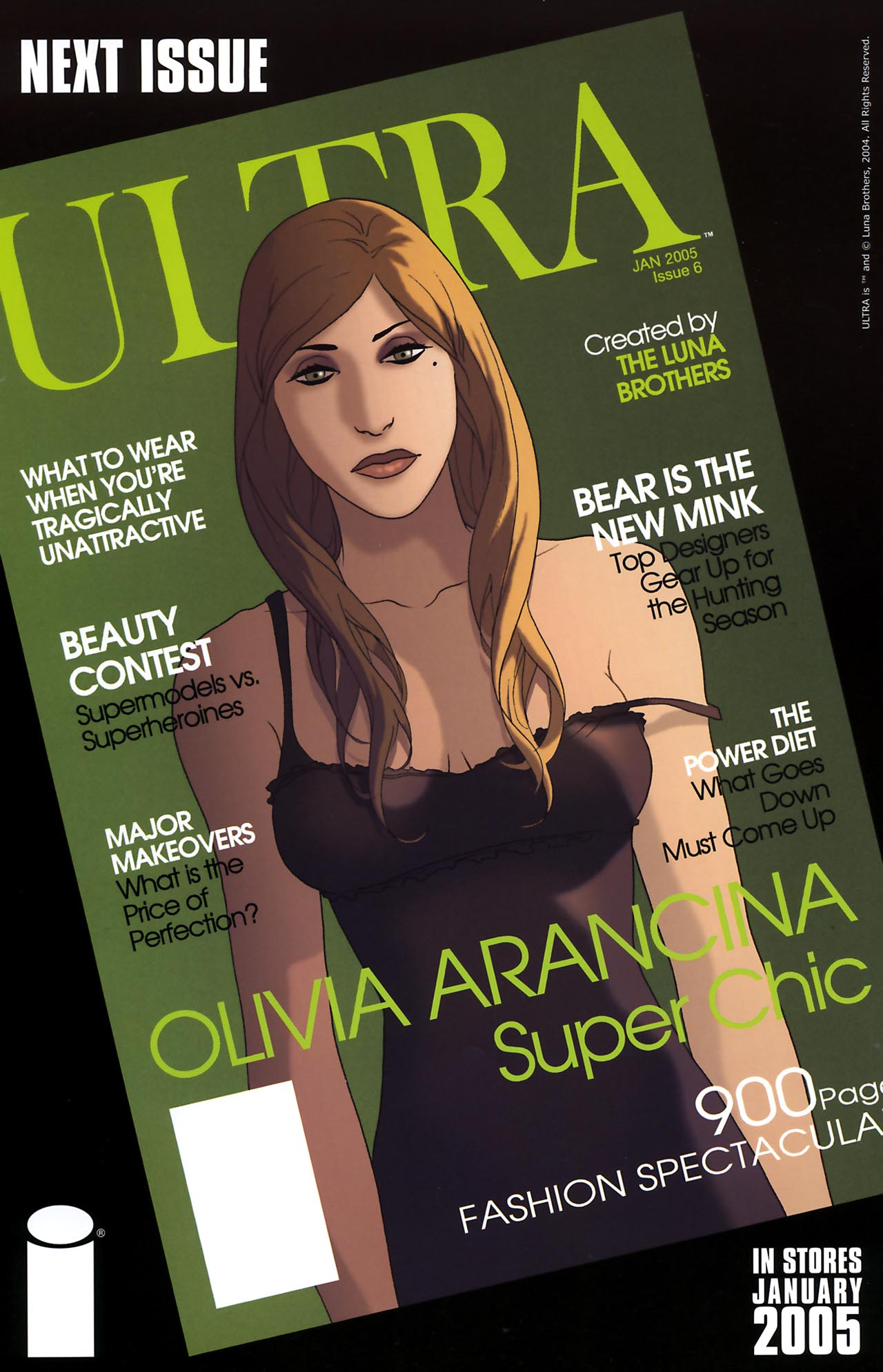 Read online Ultra comic -  Issue #5 - 30