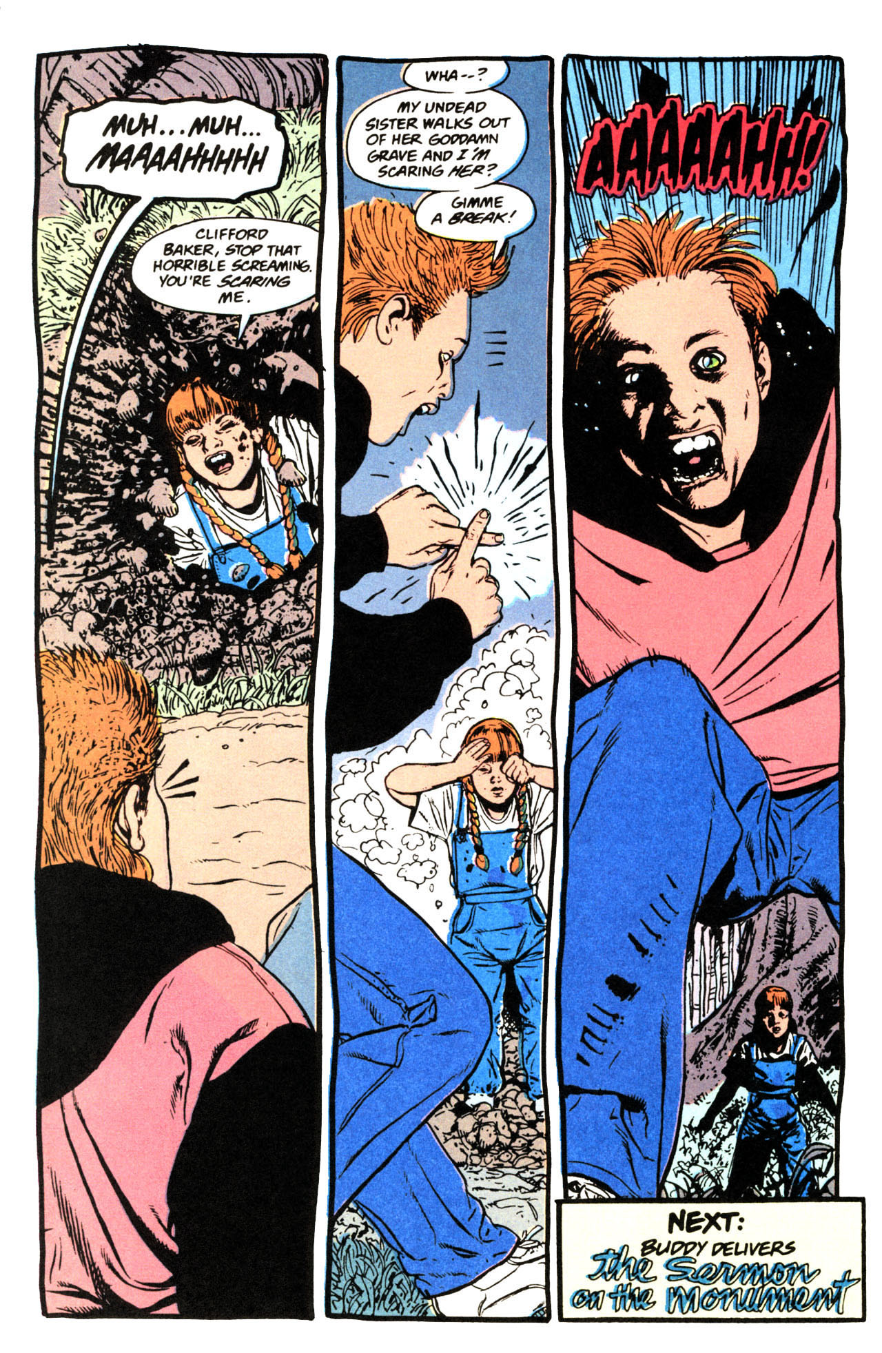 Read online Animal Man (1988) comic -  Issue #70 - 24