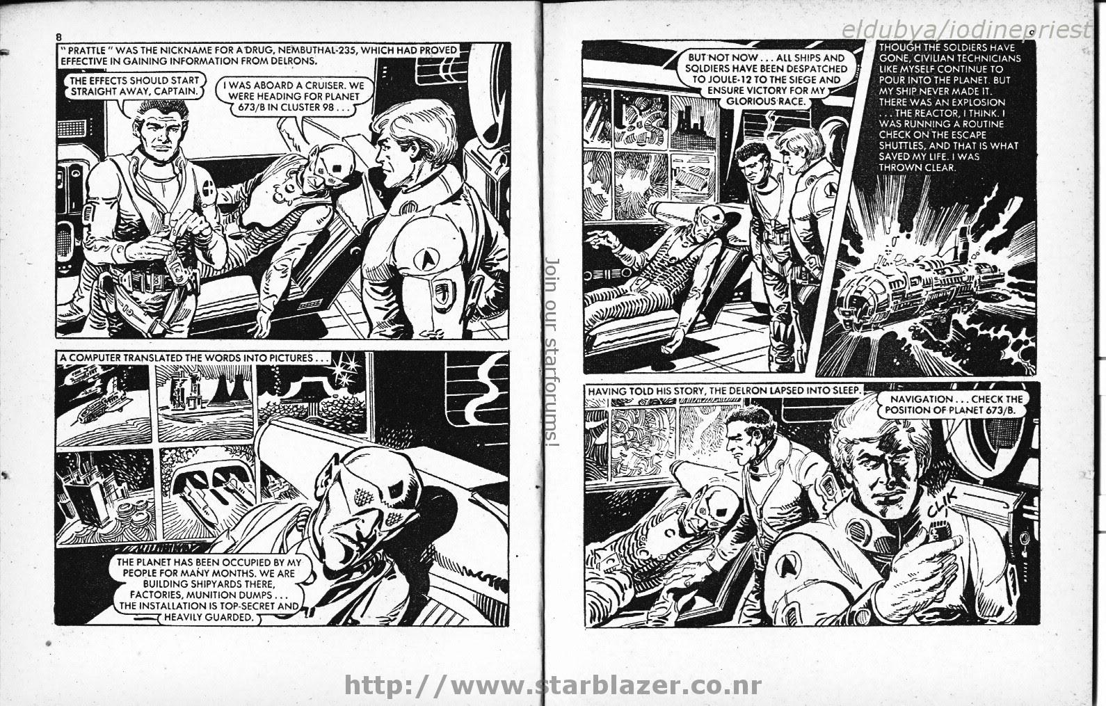 Starblazer issue 65 - Page 6