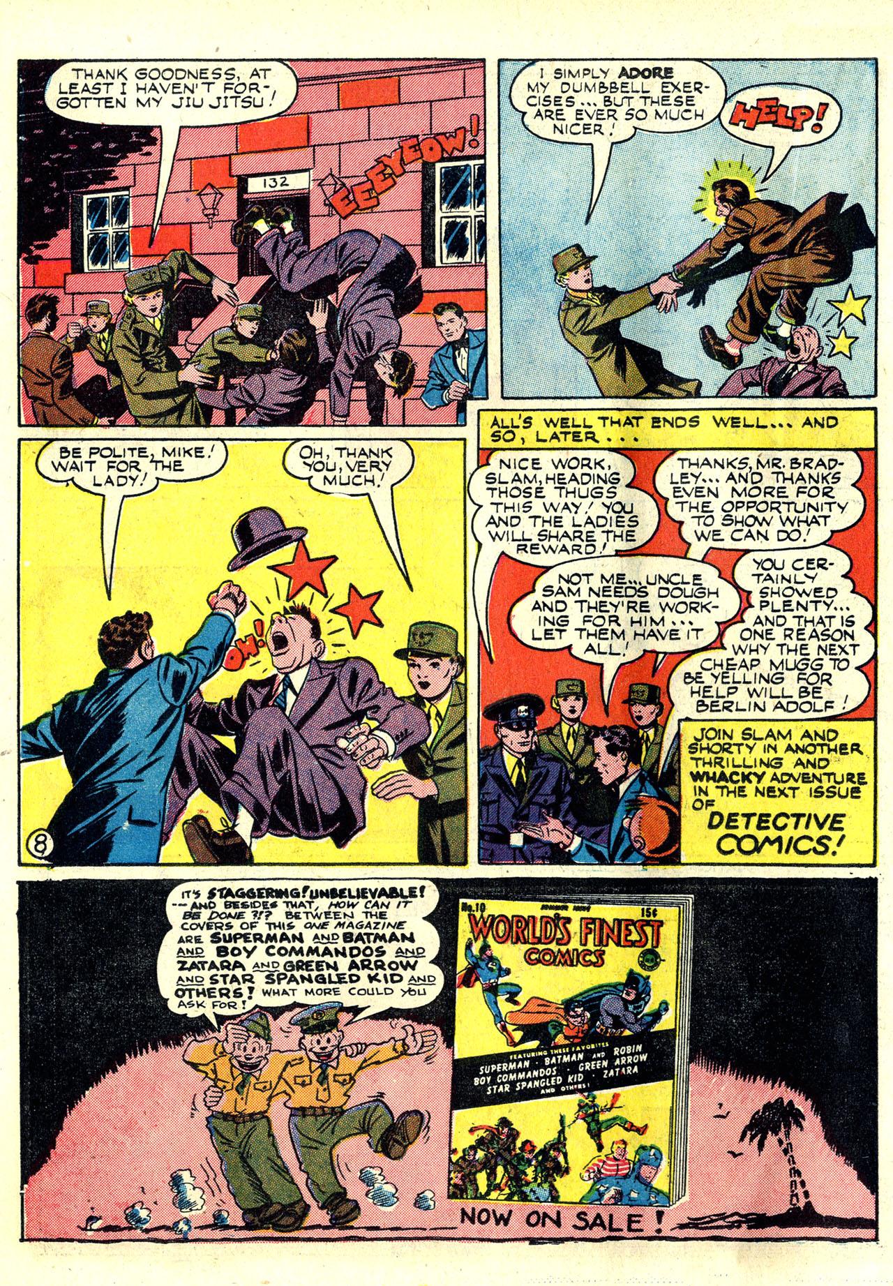 Read online Detective Comics (1937) comic -  Issue #78 - 24