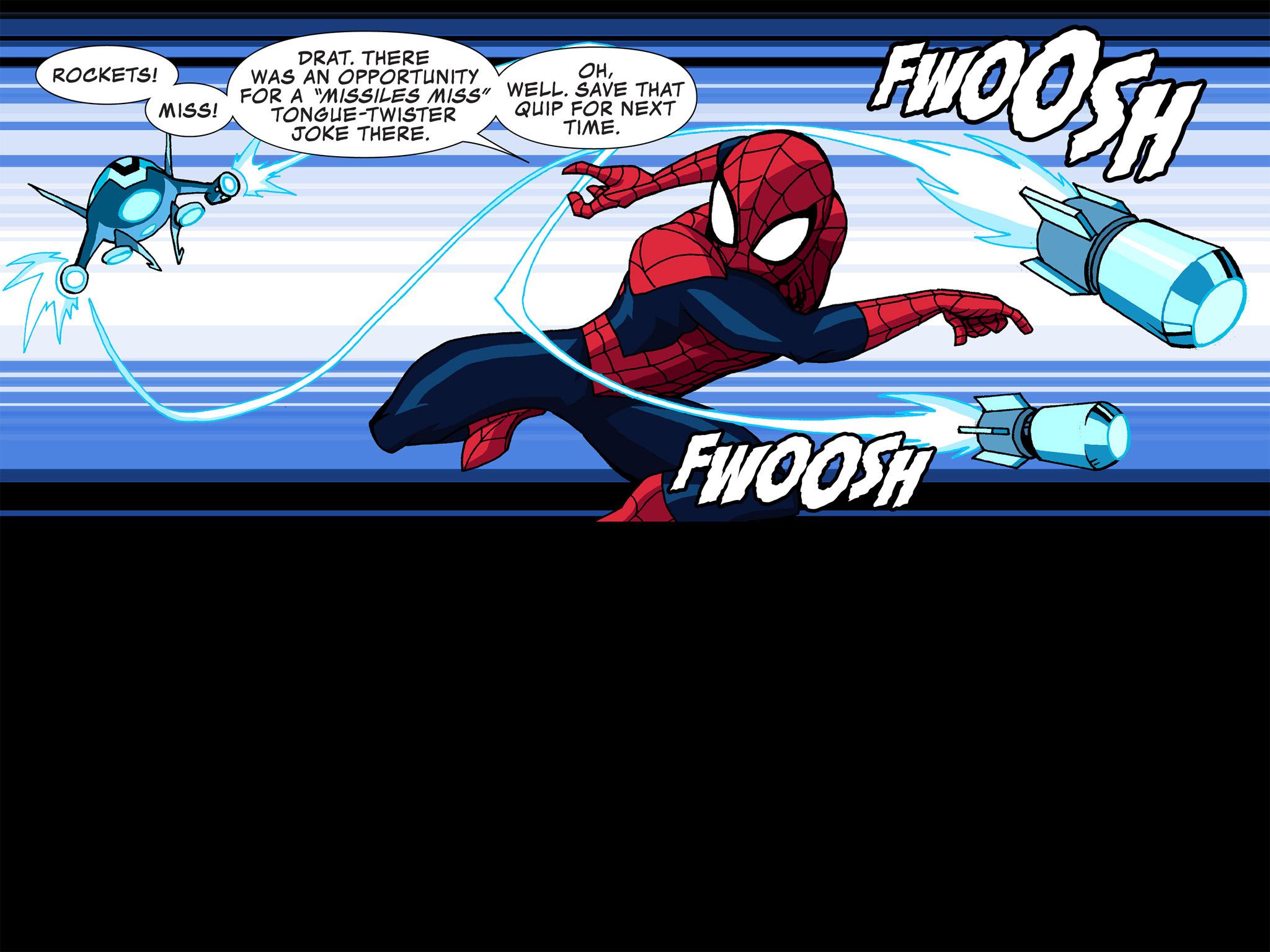 Read online Ultimate Spider-Man (Infinite Comics) (2015) comic -  Issue #4 - 43